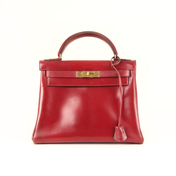 bolso-hermes-kelly-28-burdeos-box-calf-frontal