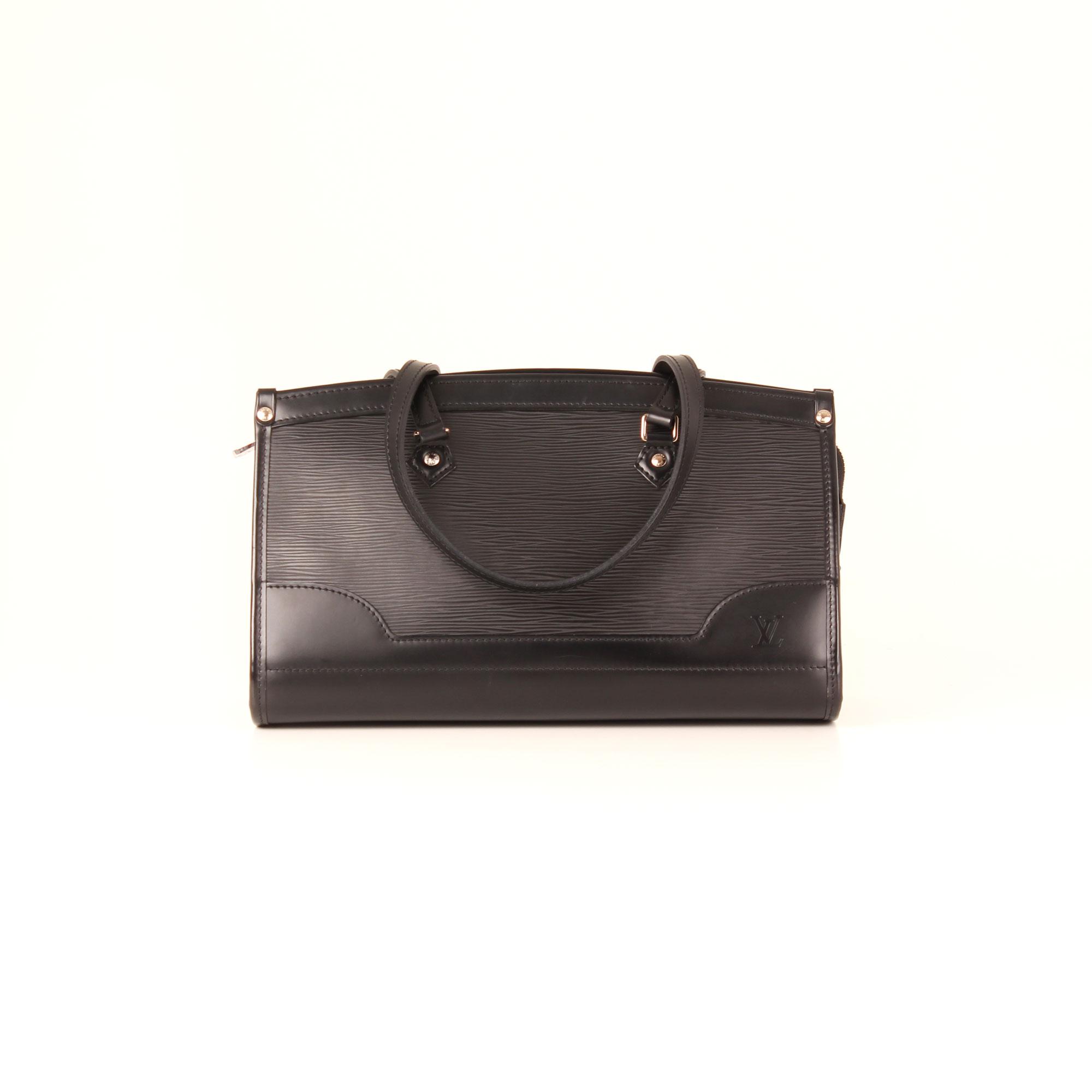 545ef9749425 Louis vuitton bag madeleine Épi black i bags jpg 2000x2000 Vuitton black louis  madeleine
