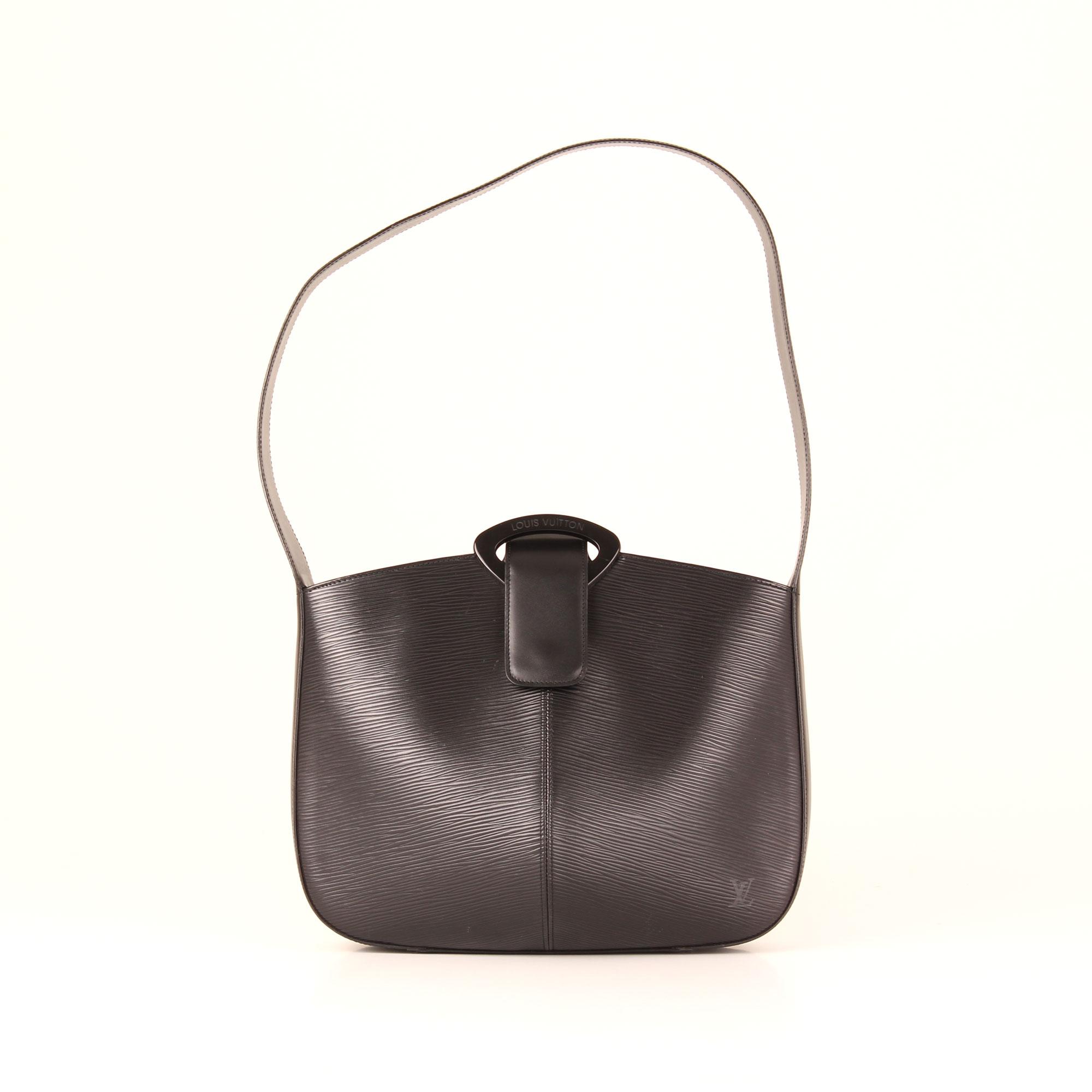 c55023358c92 Louis Vuitton Rêverie Bag Black Épi Leather I CBL Bags