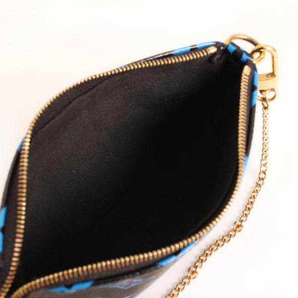 louis-vuitton-pochette-mini-accessoires-monogram-azul-negro-interior