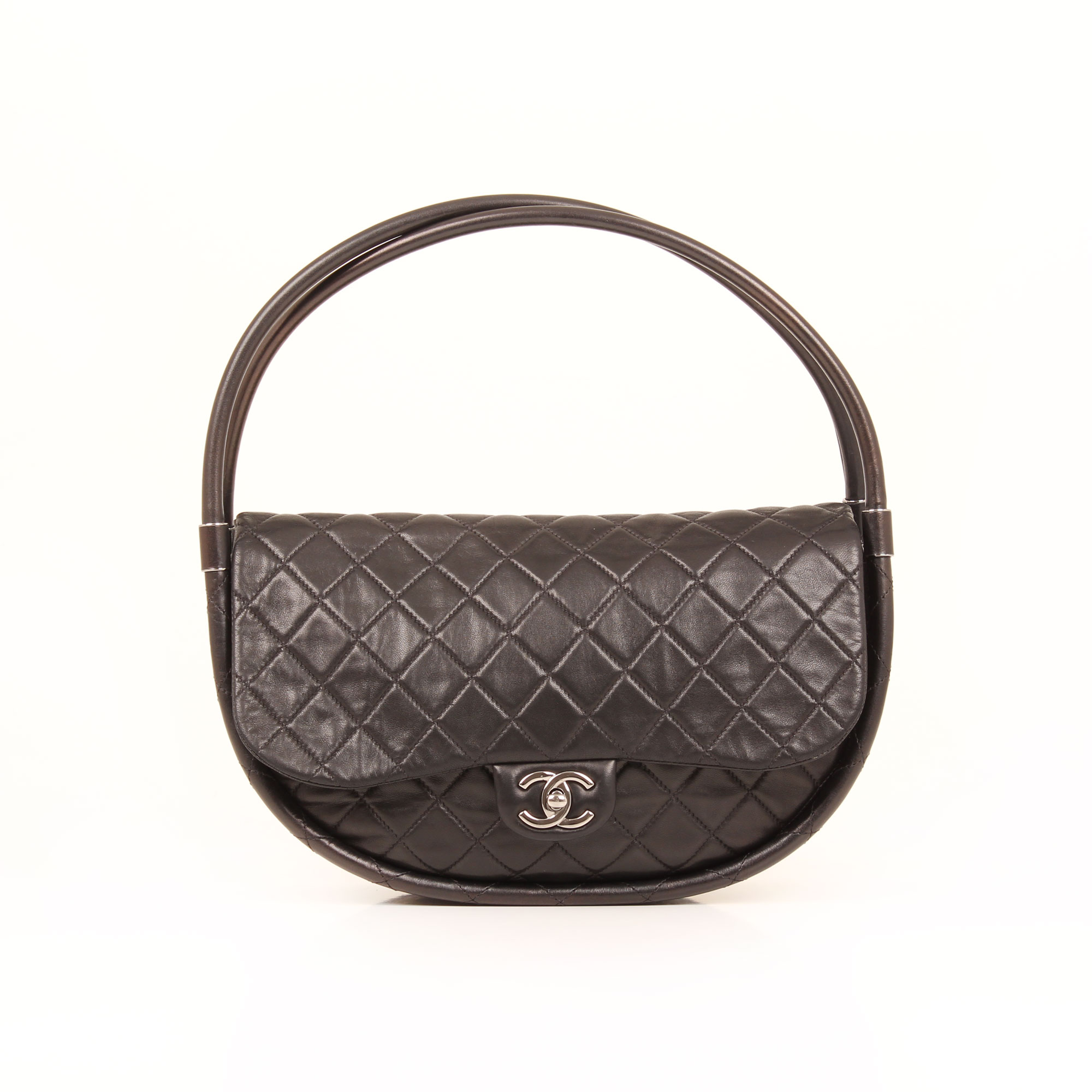 bolso-chanel-hula-hoop-black-frontal
