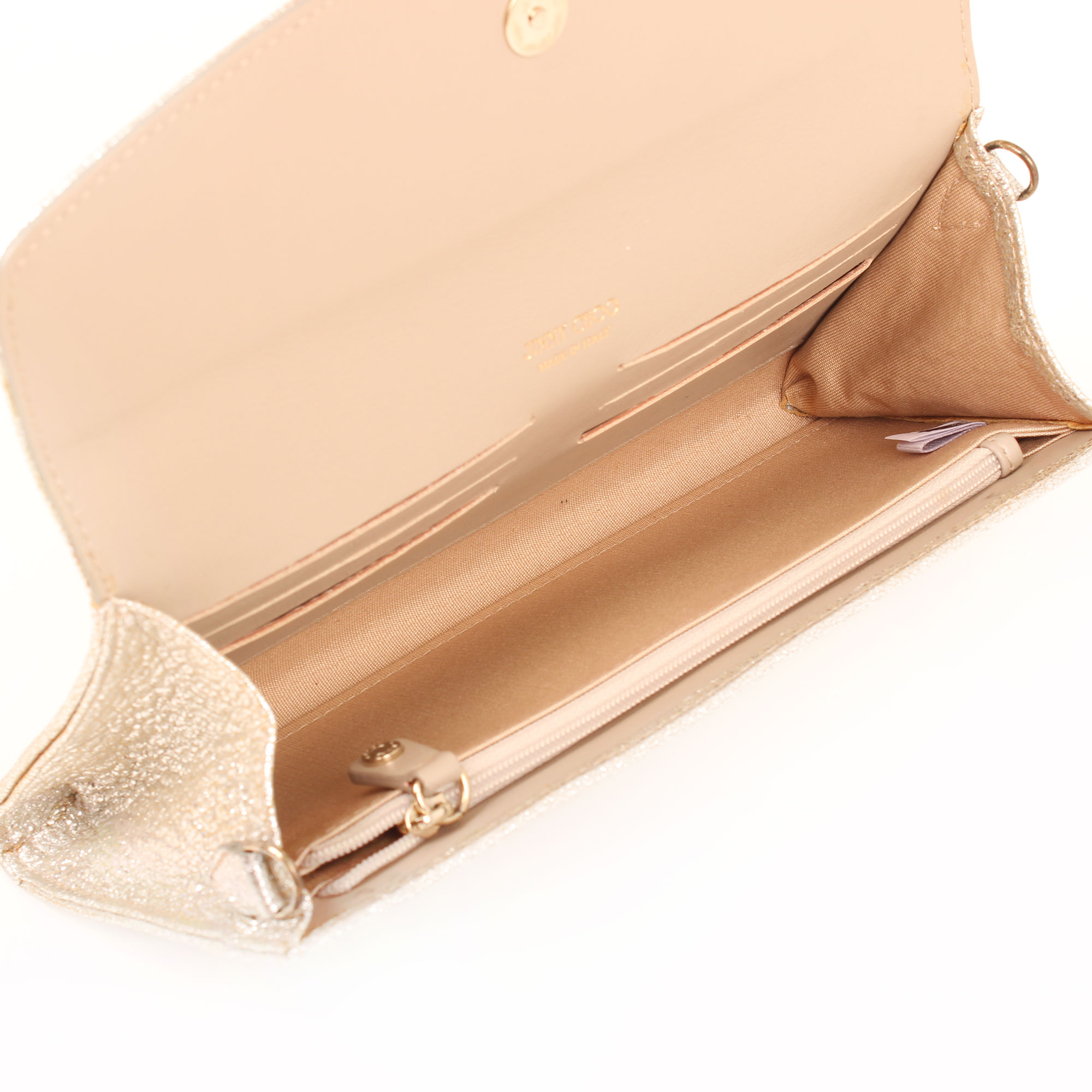 bag-clutch-jimmy-choo-riane-glitter-silver-interior