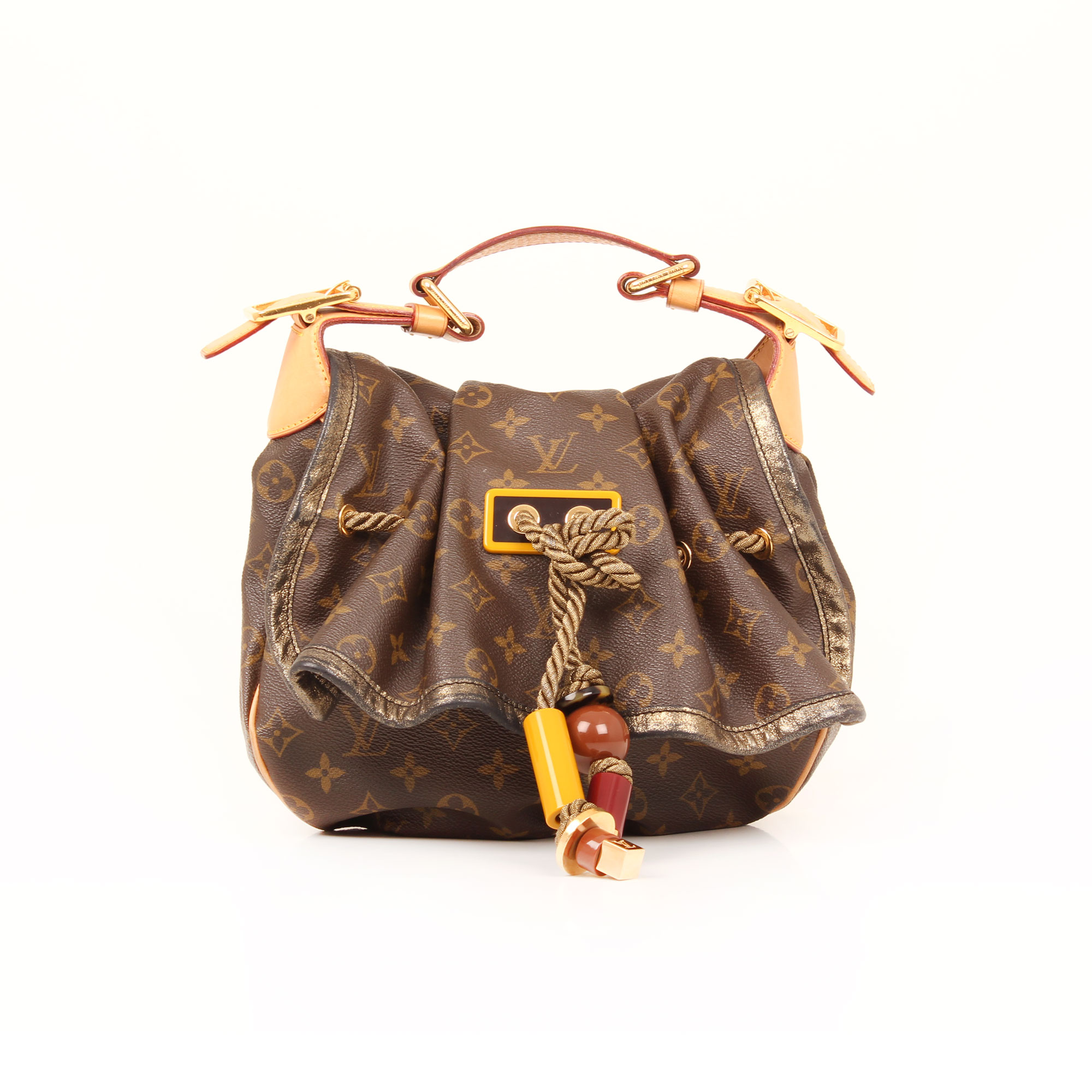 Front image of bolso louis vuitton kalahari pm