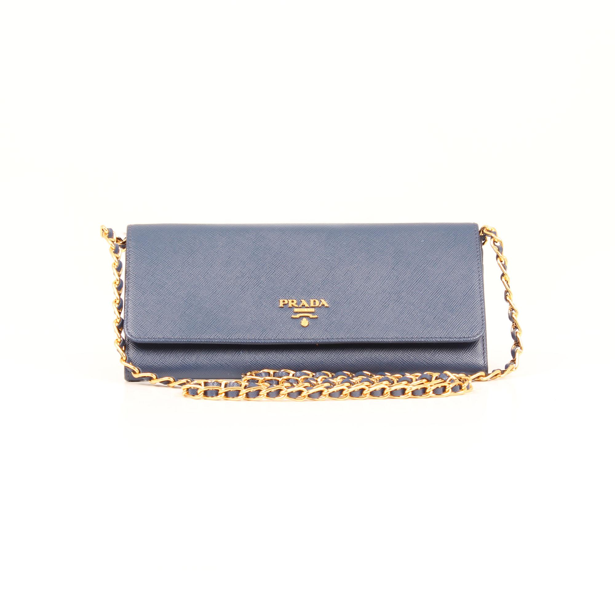 bolso-prada-wallet-on-chain-saffiano-metal-bluette-azul-frontal