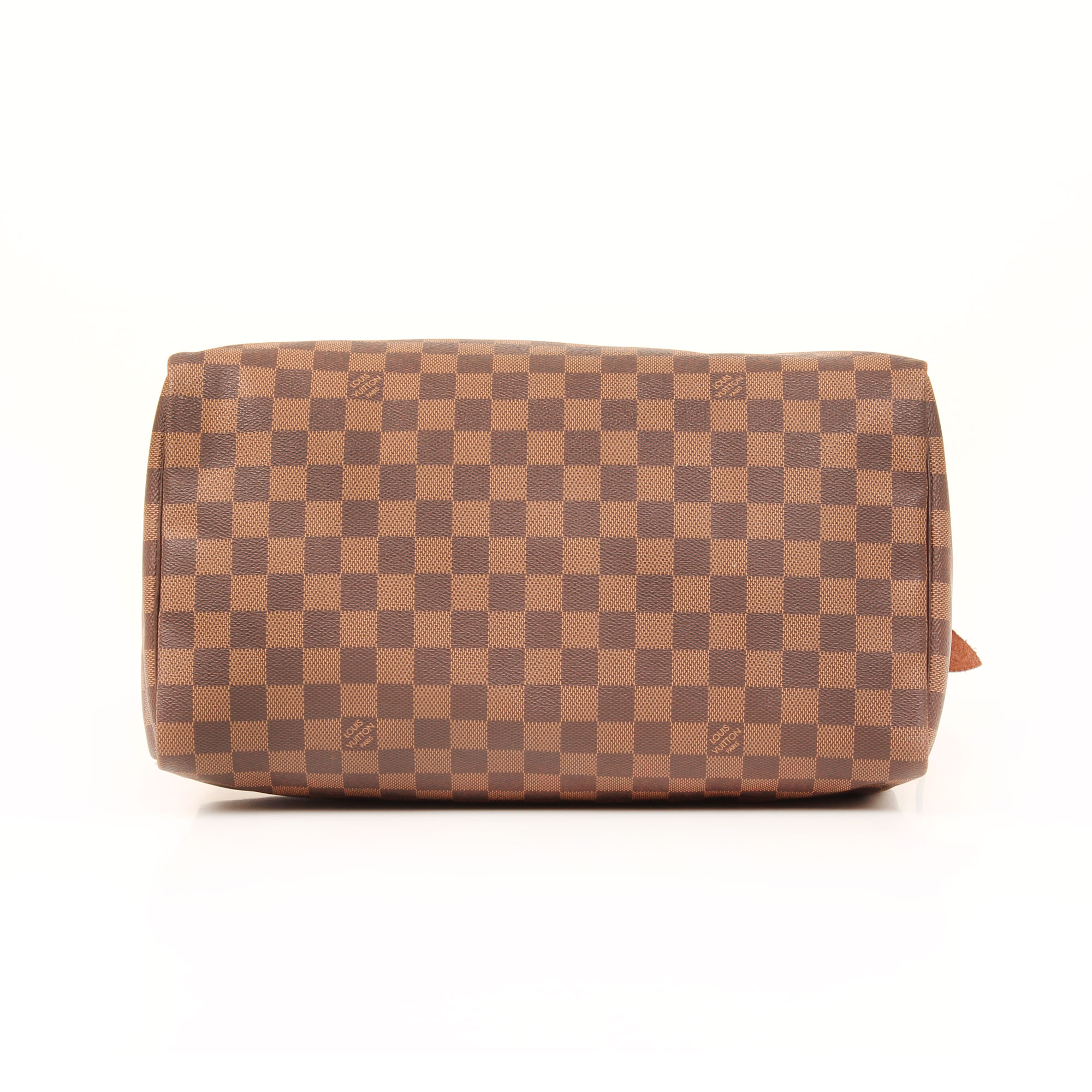 louis-vuitton-speedy-35-damier-ebene-bottom