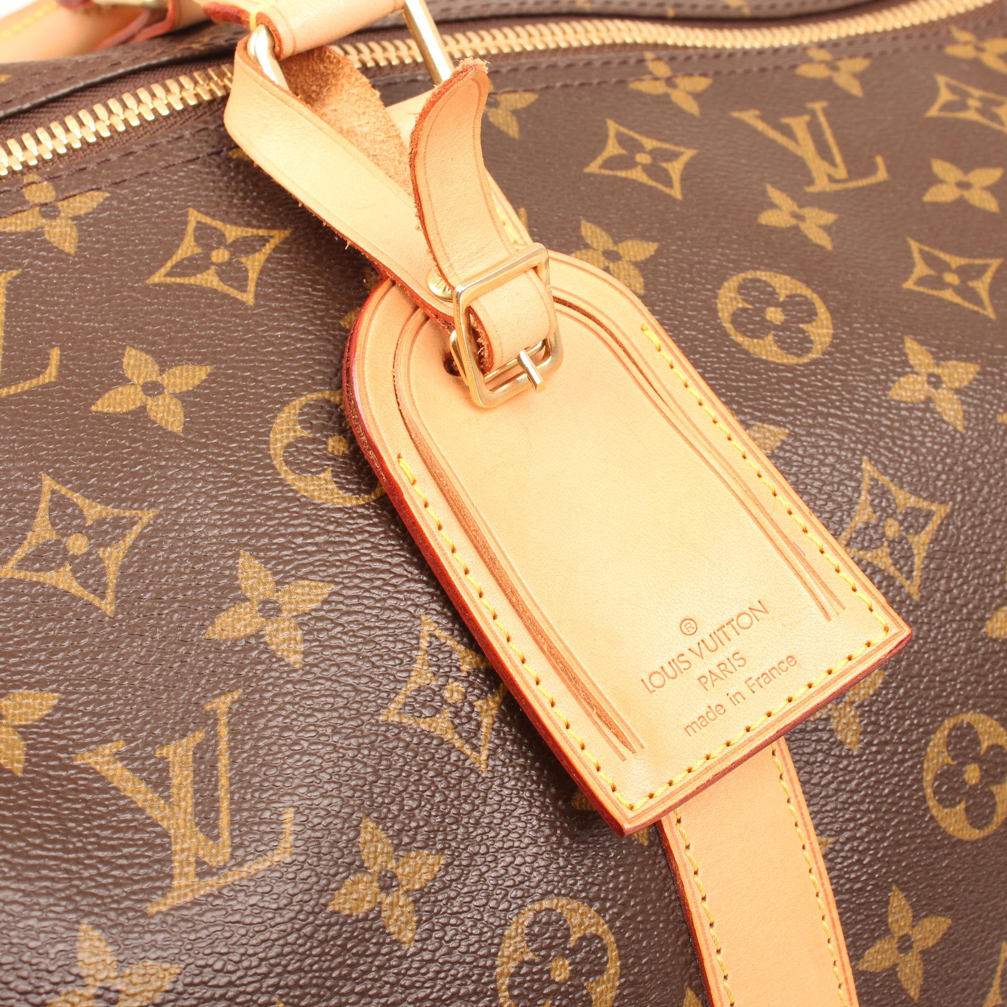 travel-bag-louis-vuitton-keepall-60-monogram-zipper-IDtag