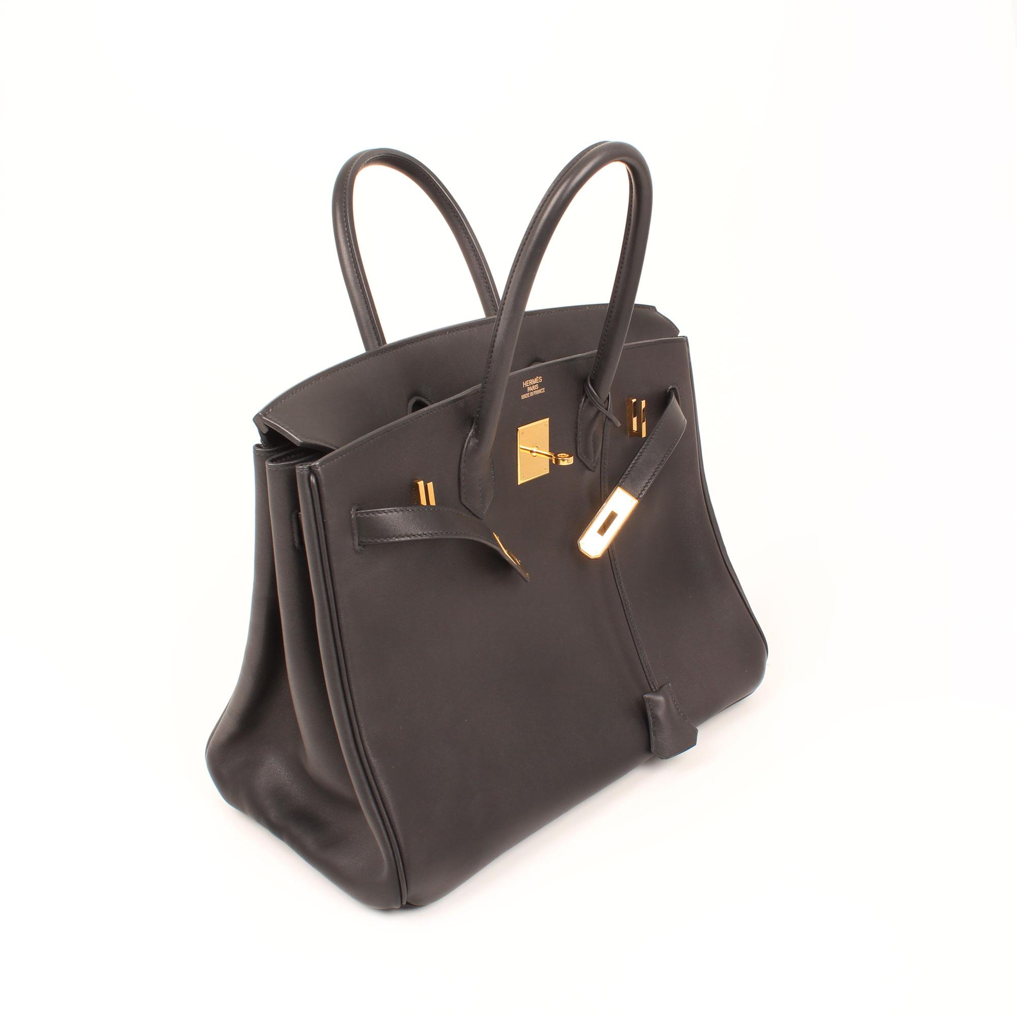 526360daae usa hermes bag messenger entrar 80fb0 1f608  norway hermès birkin 35  handbag black chamonix leather gold i cbl bags 88ad6 d871d