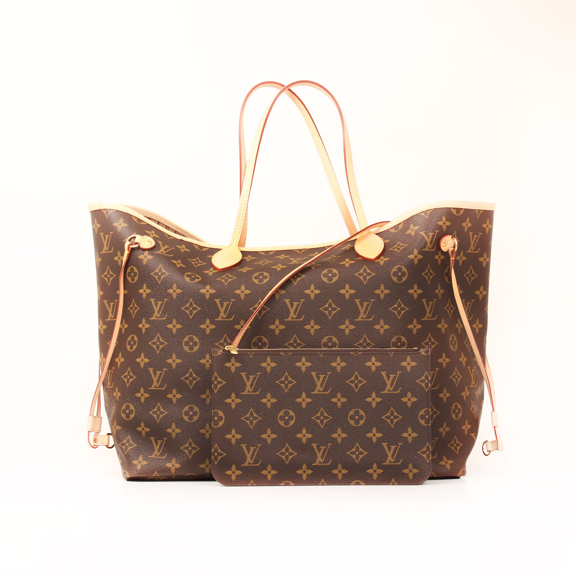 Louis Vuitton Neverfull GM Monogram Canvas Complete I CBL Bags