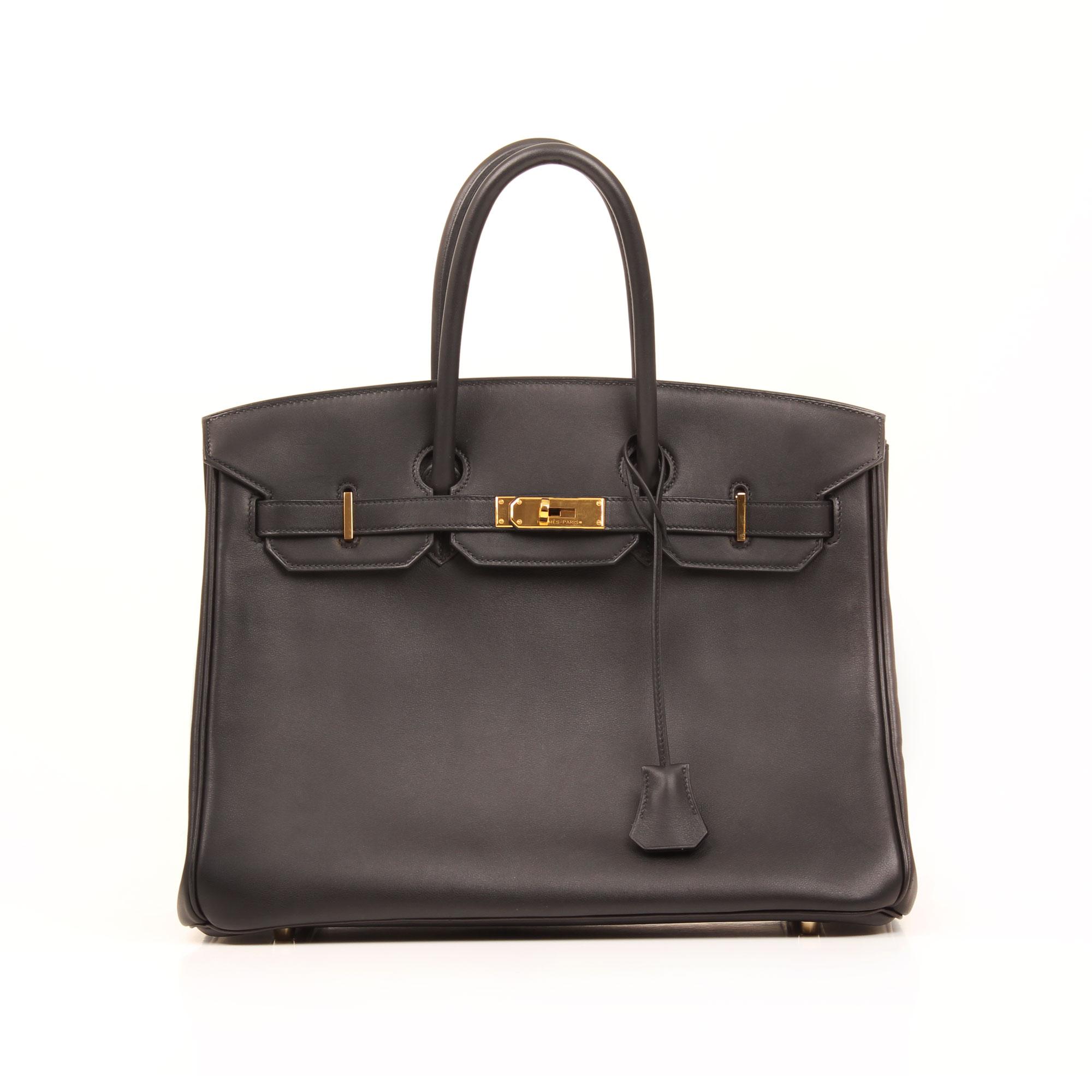 bag-hermes-birkin-35-chamonix-black-front