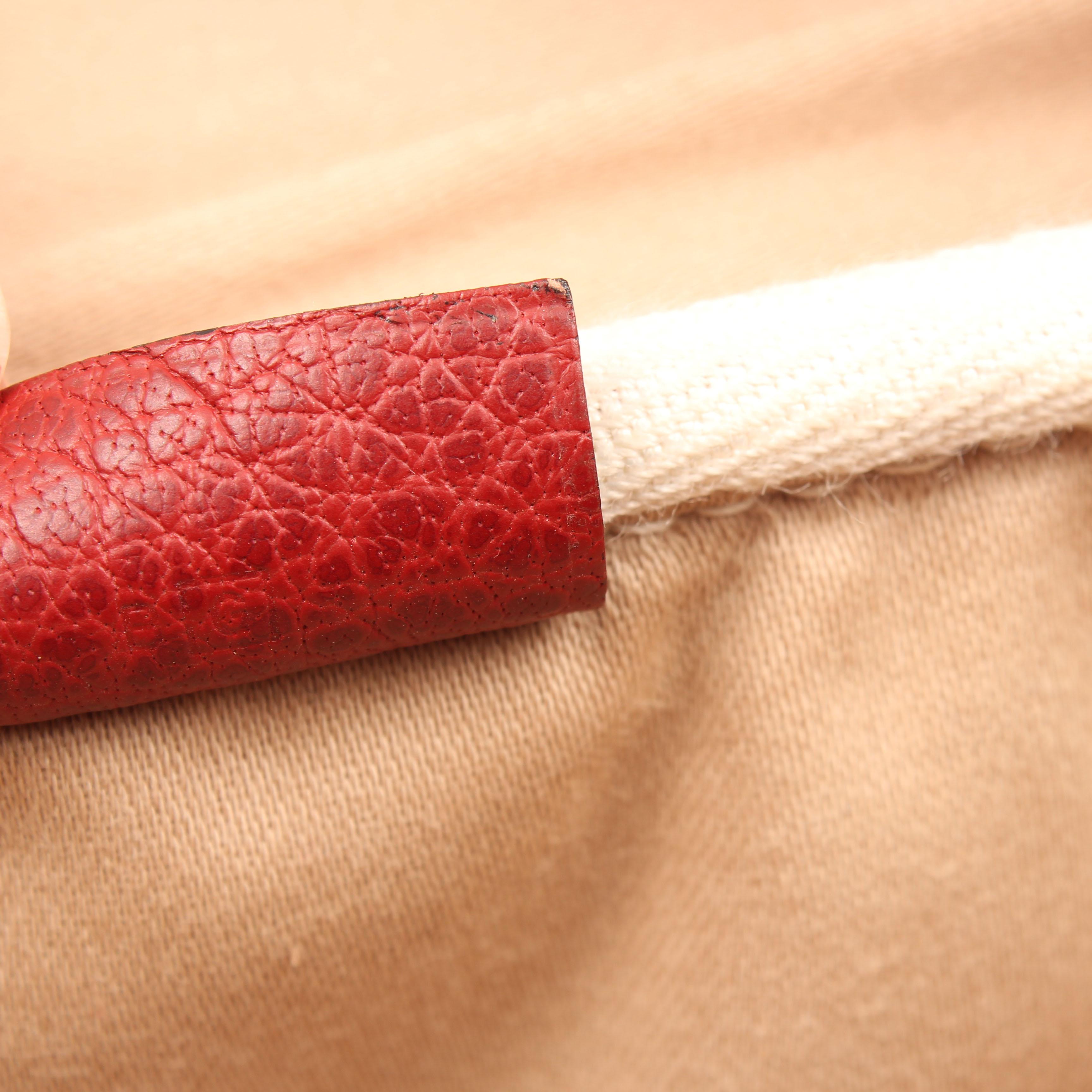 bolsa de viaje hermes victoria II piel bufalo crinolina rouge serial