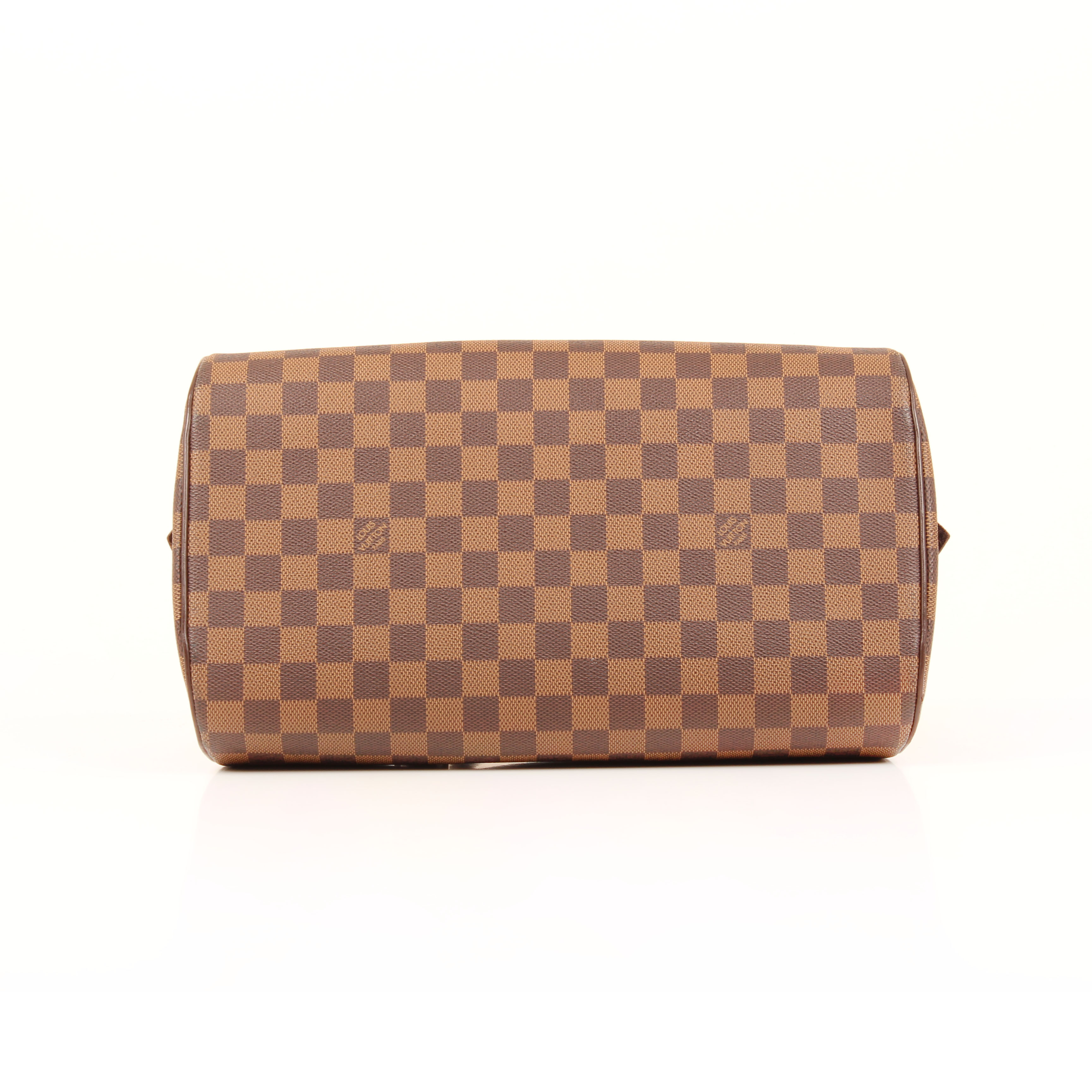 handbag louis vuitton ribera damier ebene bottom