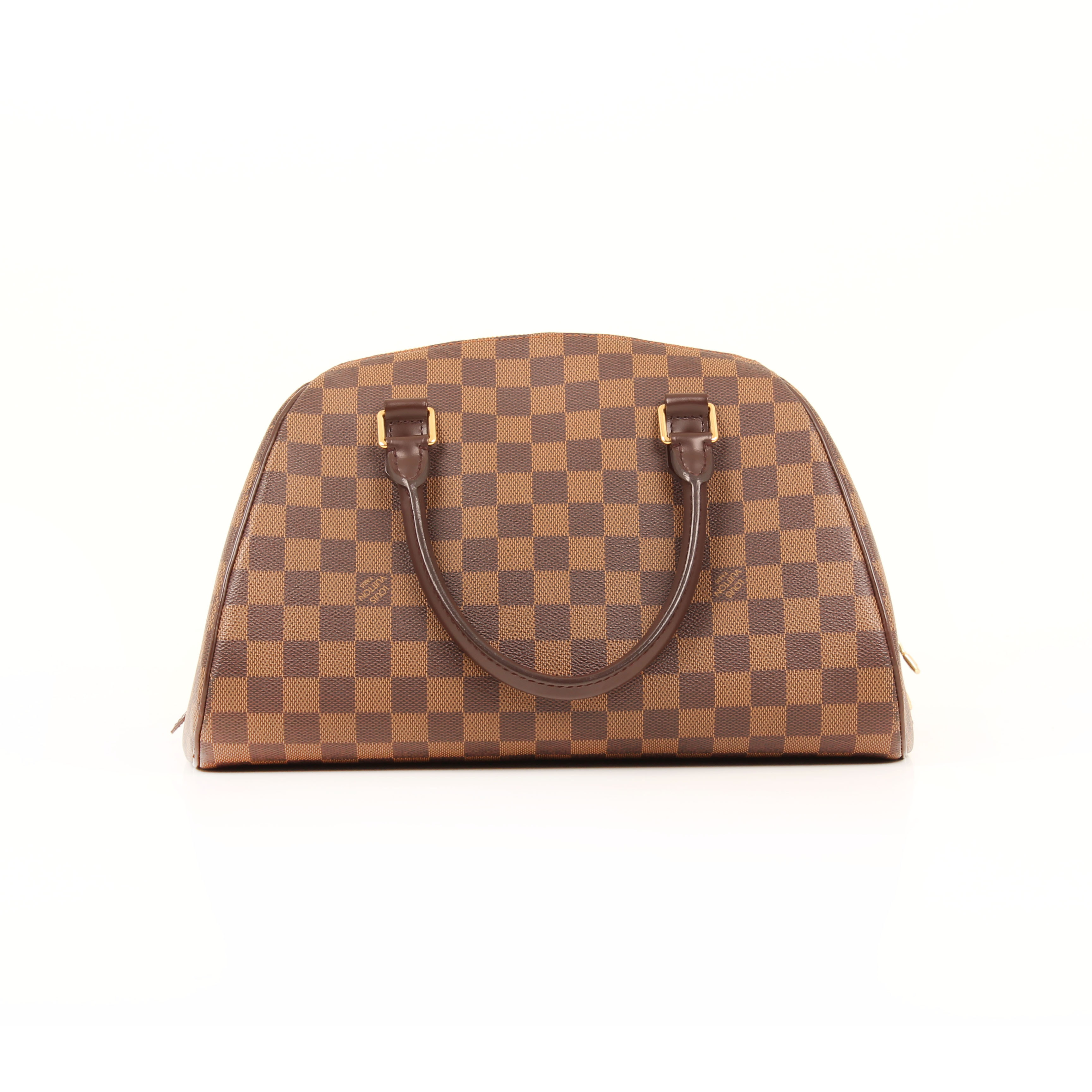 handbag louis vuitton ribera damier ebene back