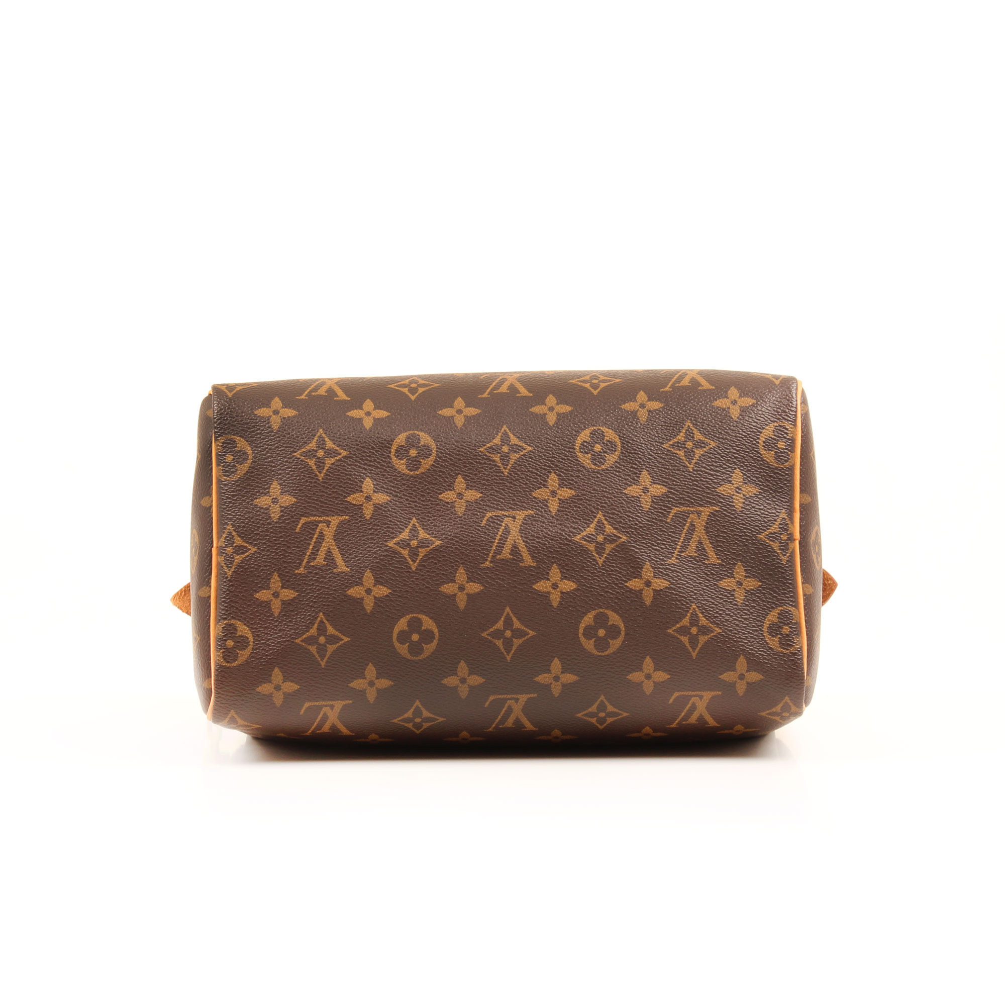 Imagen de la base del bolso louis vuitton speedy 25 monogram