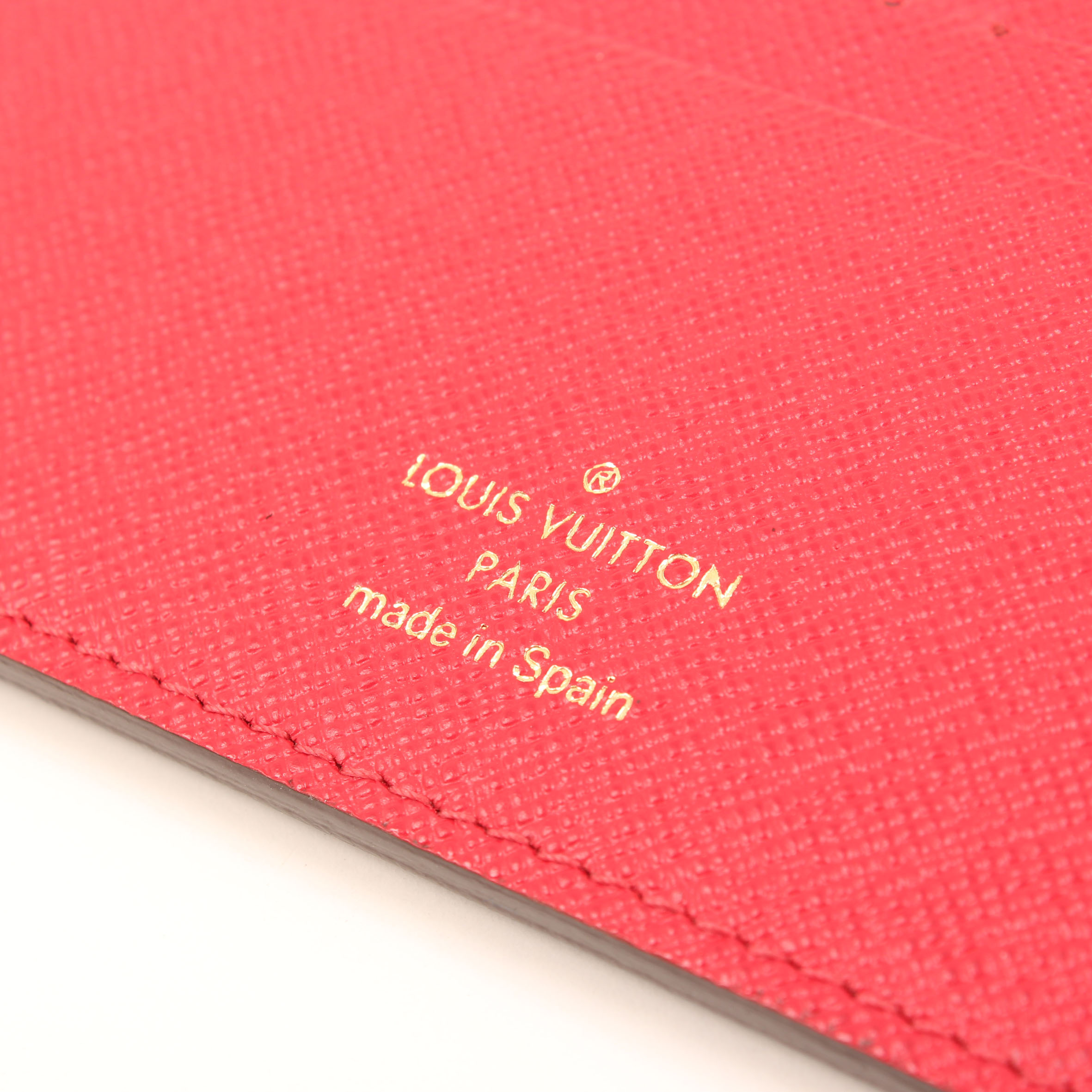 Brand image of louis vuitton insolite monogram red wallet