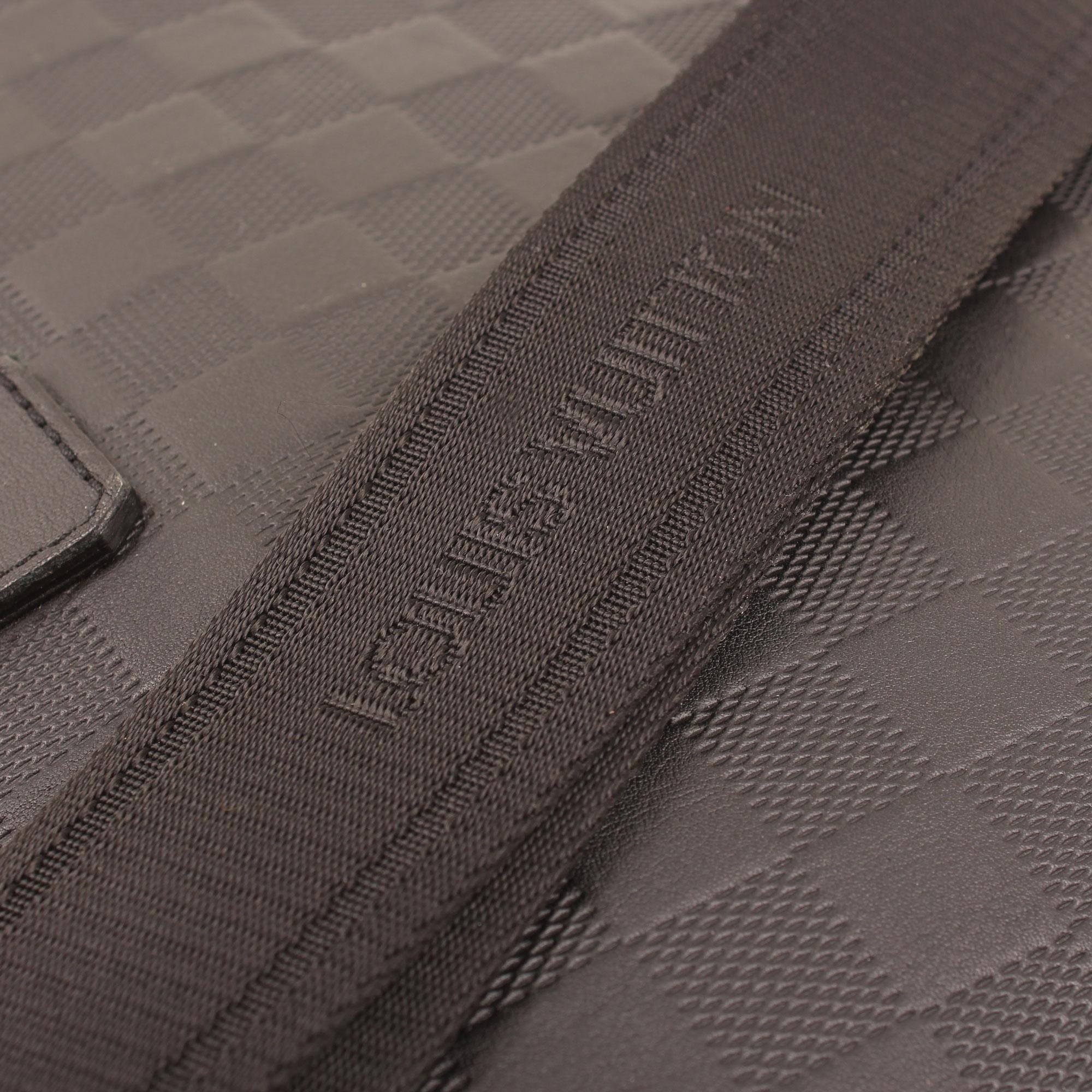 1fa65901cc7c Louis Vuitton Porte-Documents Jour Damier Infini Onyx I CBL Bags