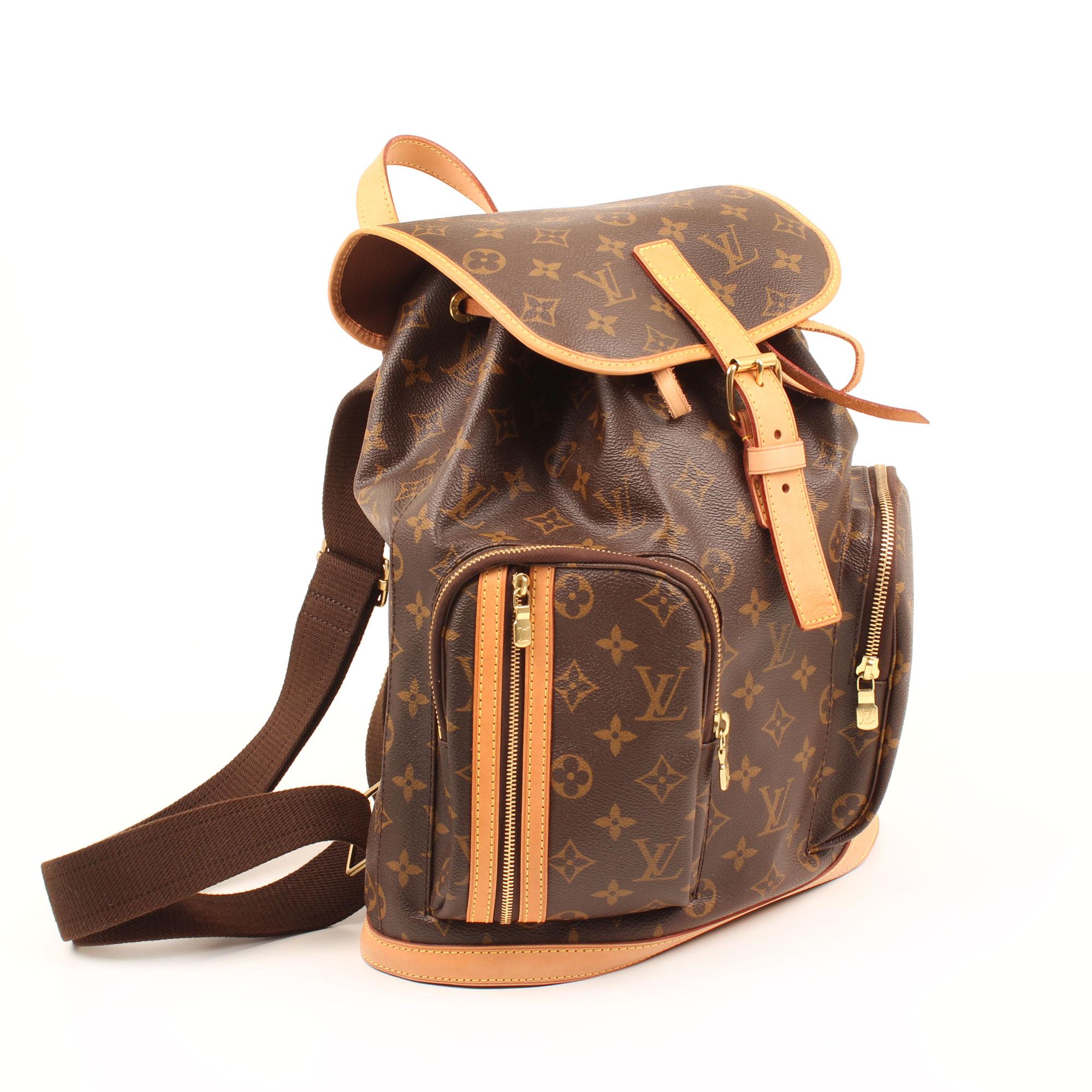 Imagen general de la mochila louis vuitton bosphore monogram
