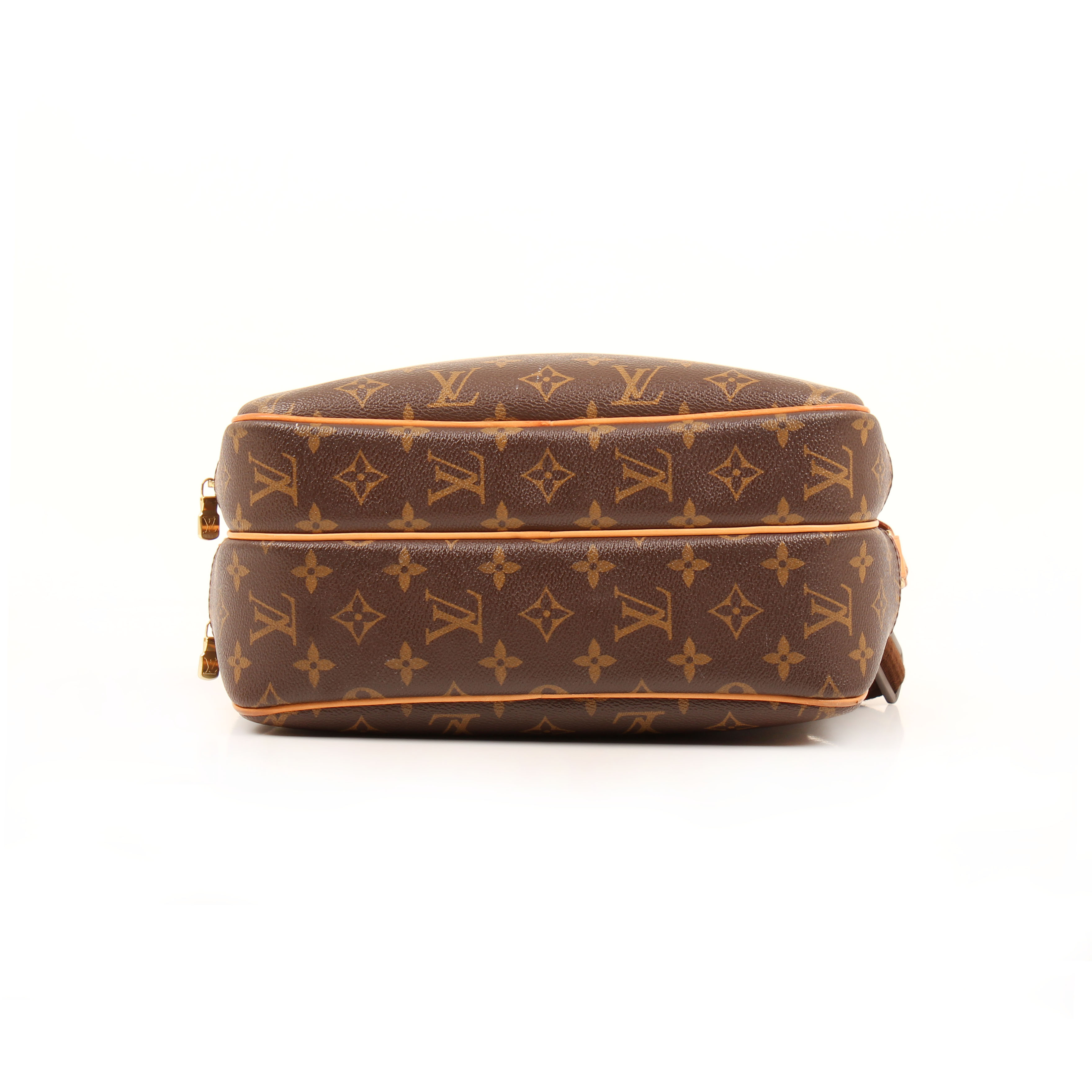 bolso bandolera louis vuitton reporter pm monogram base