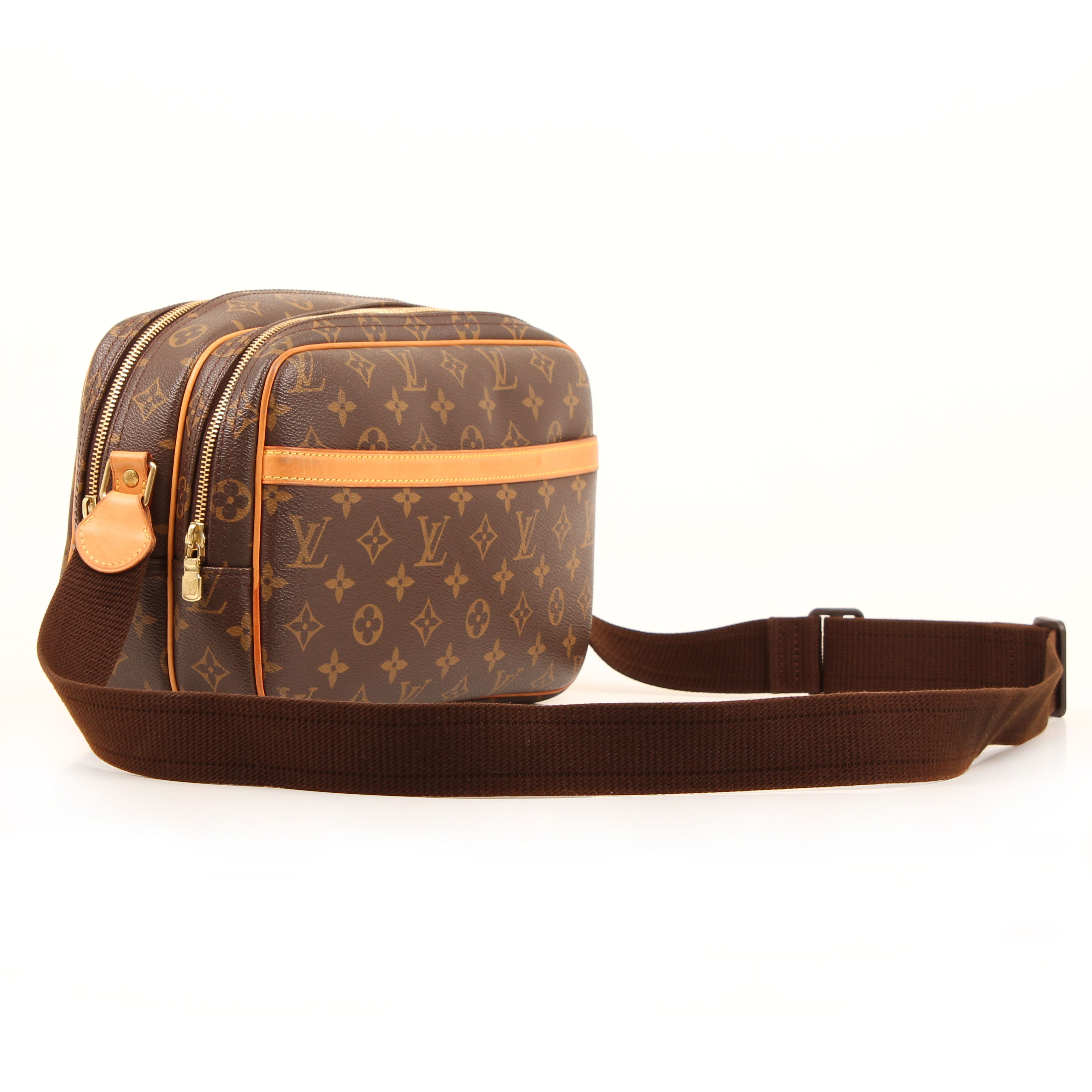 bolso bandolera louis vuitton reporter pm monogram general
