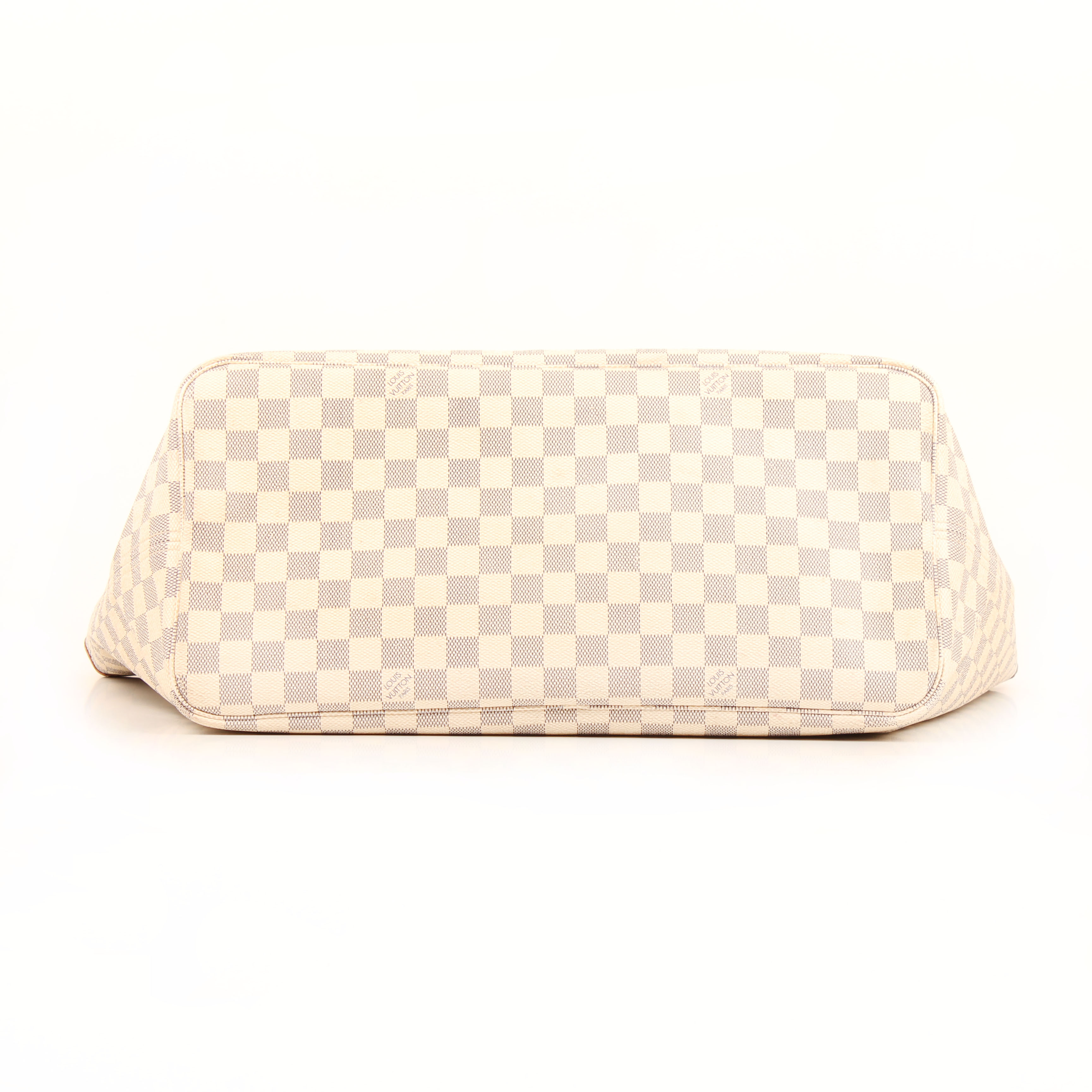 bolso louis vuitton neverfull gm damier azur base