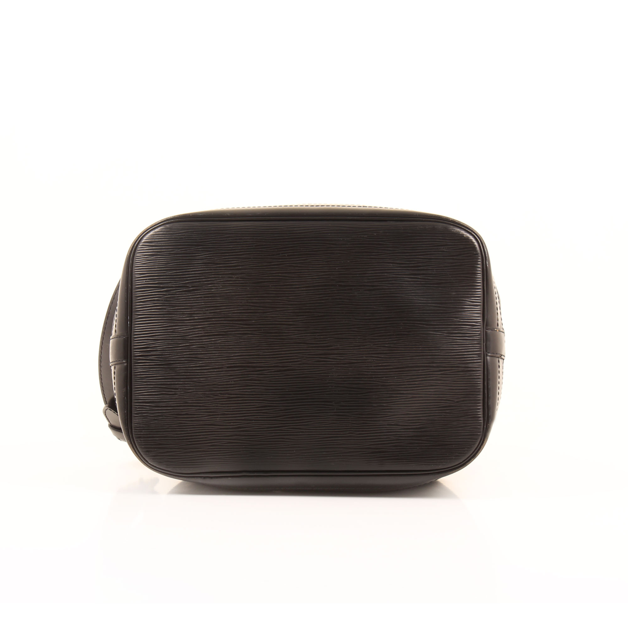 Imagen de la base del bolso louis vuitton bolso noe epi negro