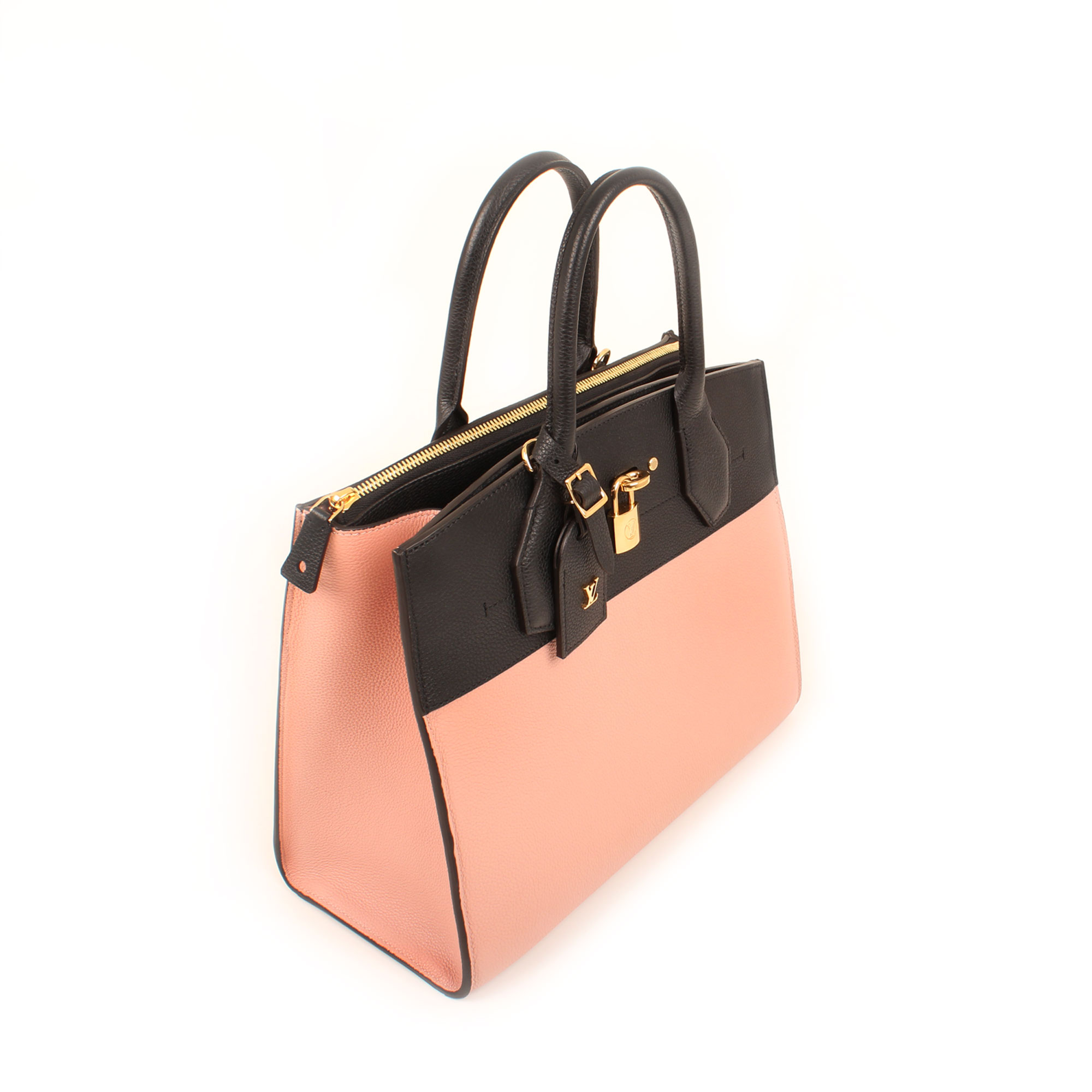 Imagen general del bolso louis vuitton city steamer mm magnolia