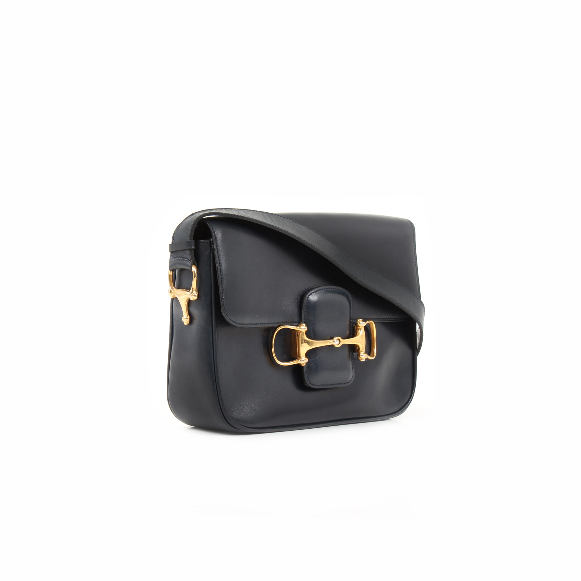 General image of celine box vintage shoulder bag