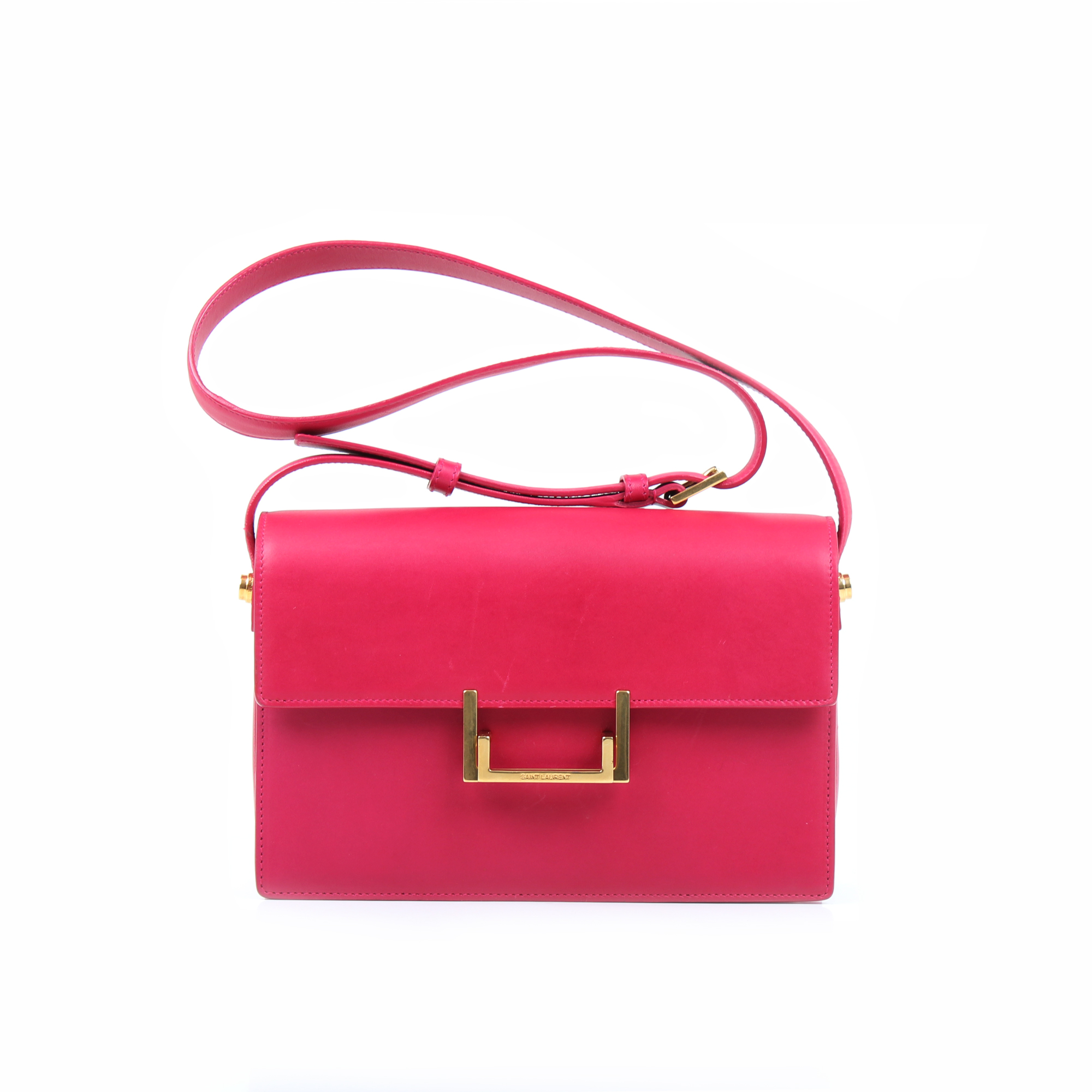 Front image of Yves Saint Laurent Lulu shoulder bag