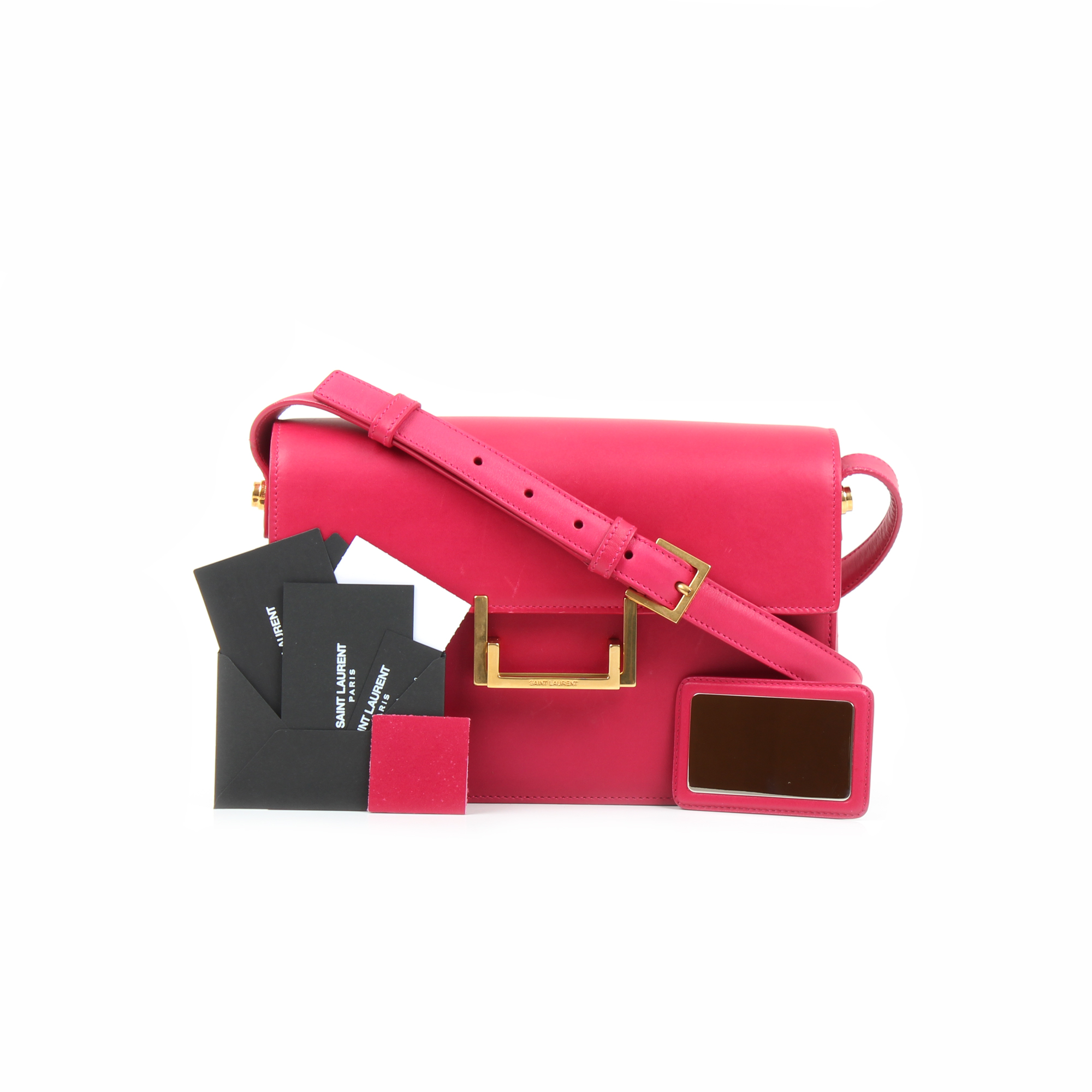 Extras image of Yves Saint Laurent Lulu shoulder bag