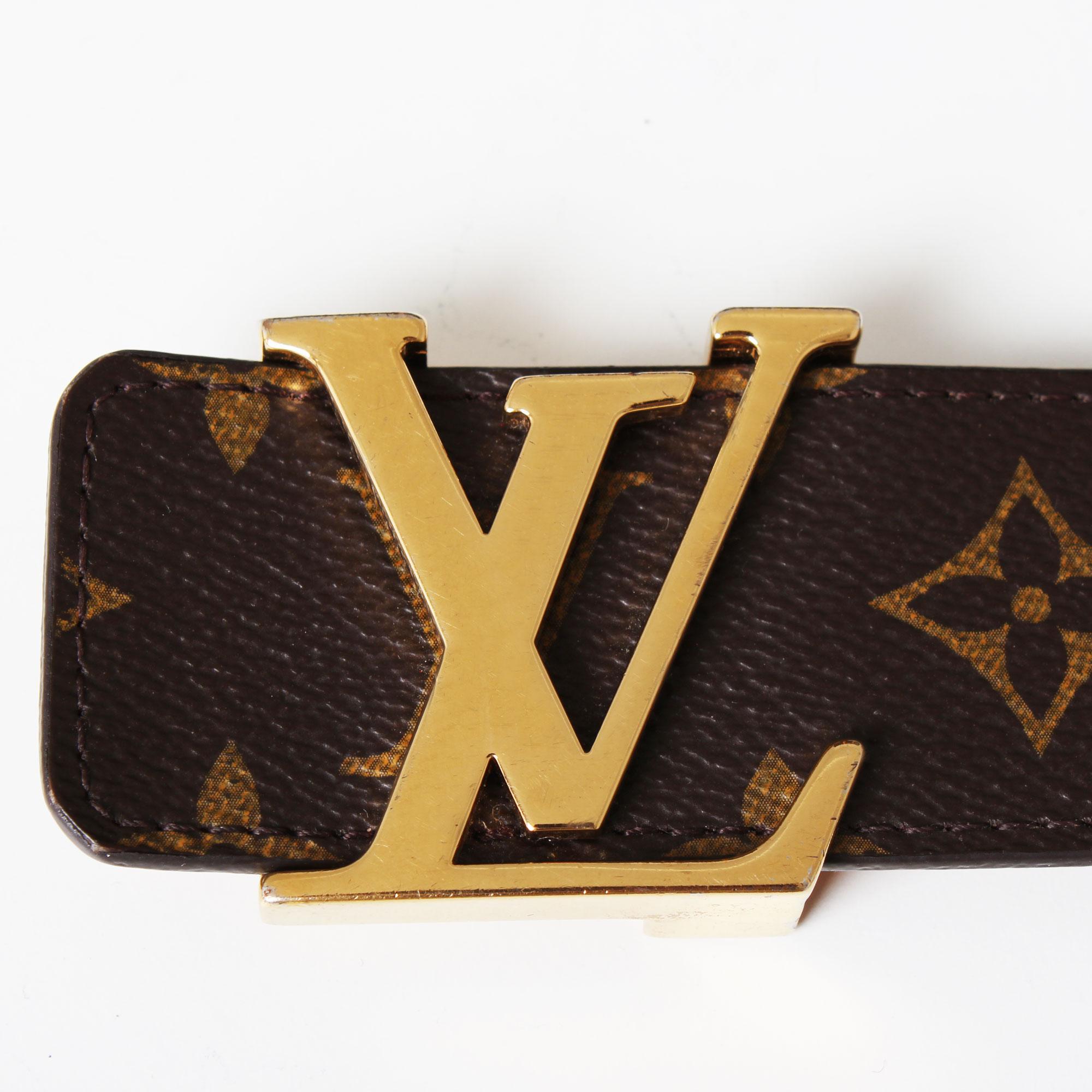68097c476 Cinturón Louis Vuitton Monograma   CBL Bags