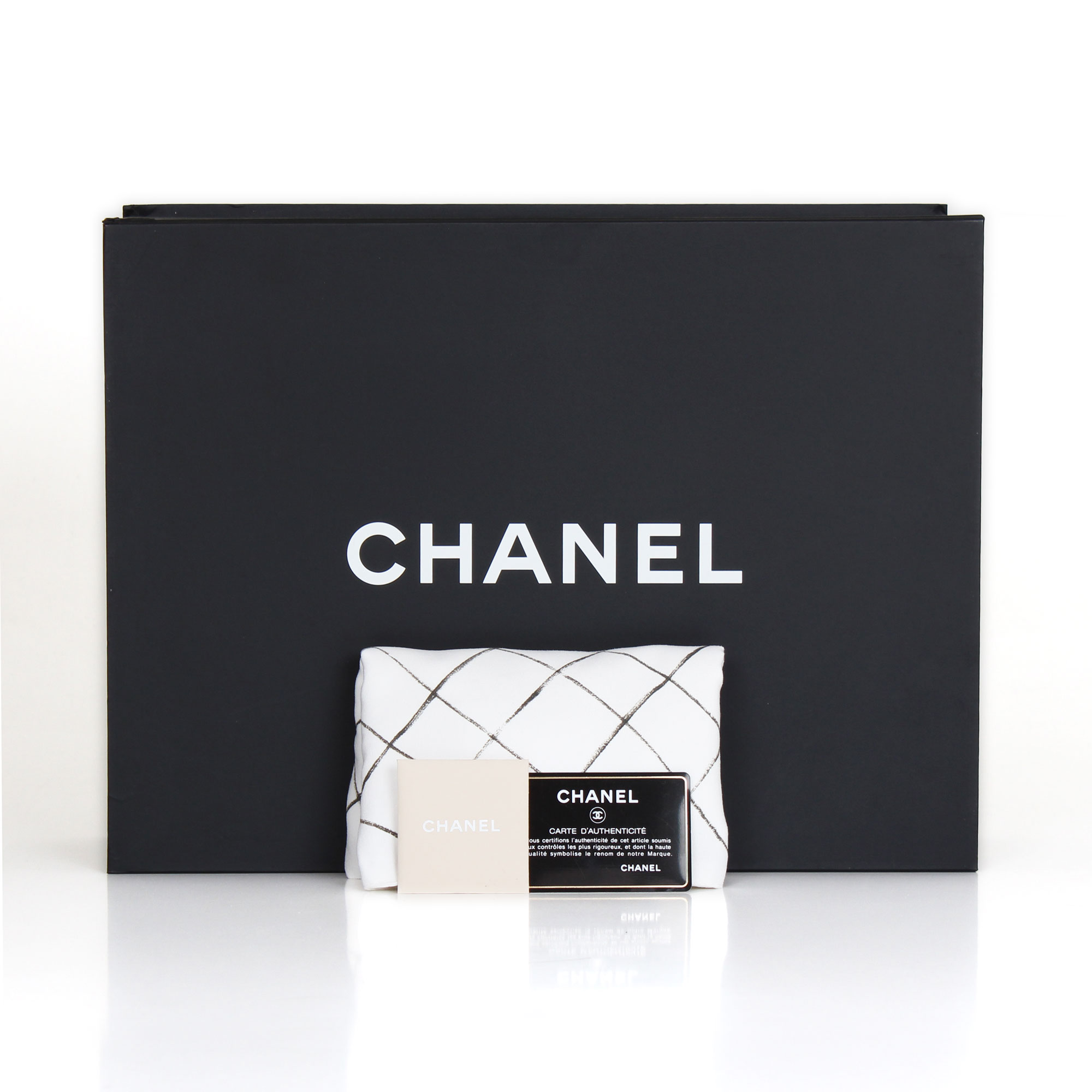 fcc589d2e02d Chanel Timeless Maxi Double Flap Black Lambskin handbag | CBL Bags
