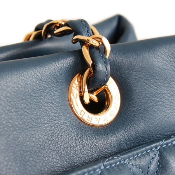 Bolso Chopard Imperiale All Day Piel Azul