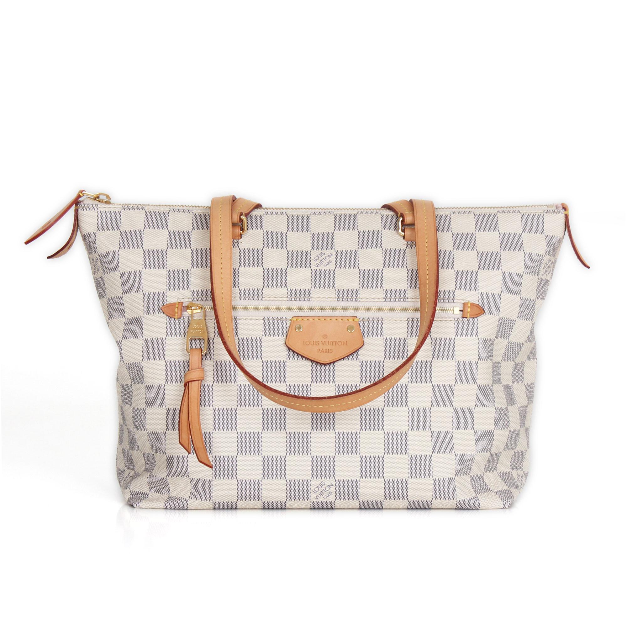 Louis Vuitton Damier Azur I 233 Na Pm Handbag Cbl Bags