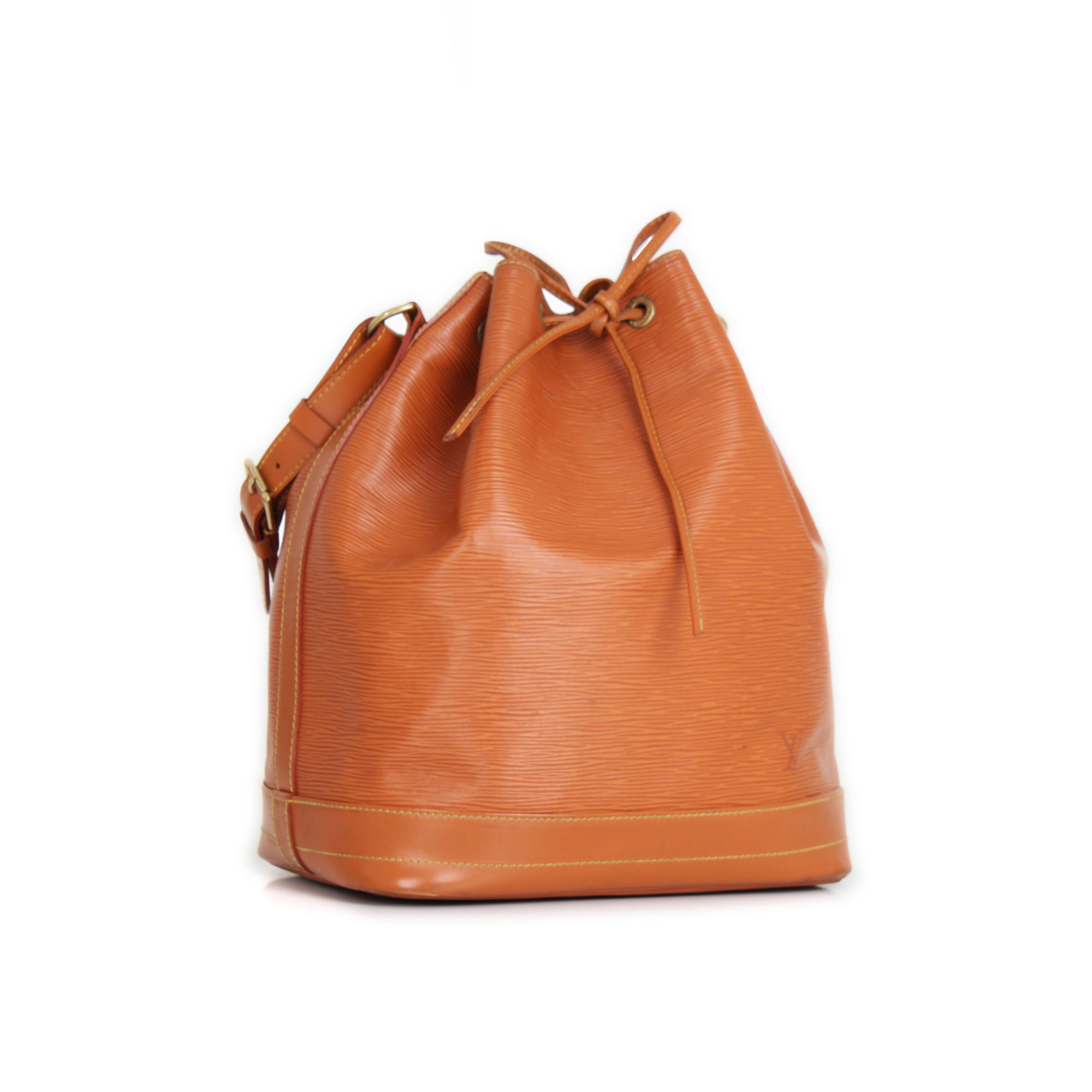 a480de1809da Louis Vuitton Gold Epi Leather Noé Gm Shoulder Bag Cbl Bags