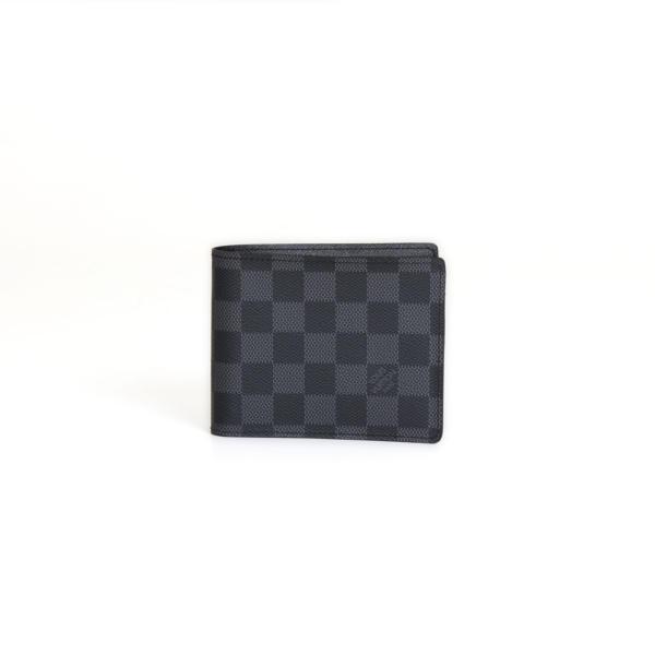 Louis Vuitton Damier Graphite Florin Wallet