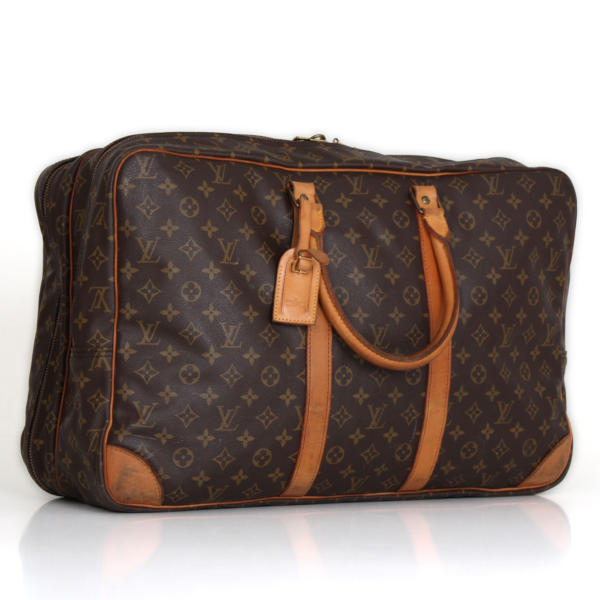 Louis Vuitton Sirius 50 Vintage Monogram Suitcase