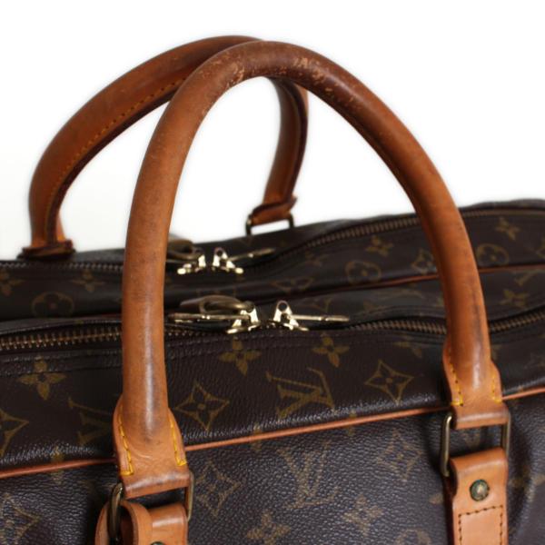 Louis Vuitton Sirius 50 Vintage Monogram Suitcase