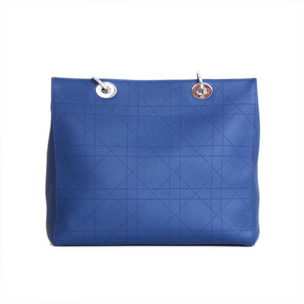 Bolso Dior UltraDior Piel granulada azul