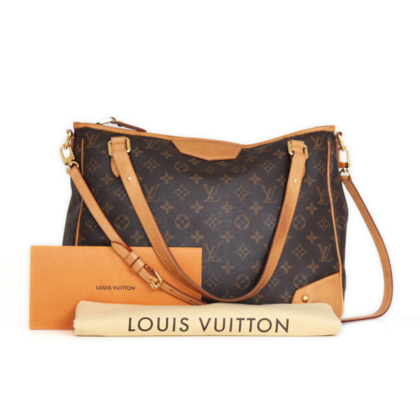 Louis Vuitton Estrela MM Monogram handbag