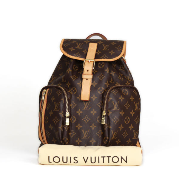 Mochila Louis Vuitton Bosphore GM Monograma