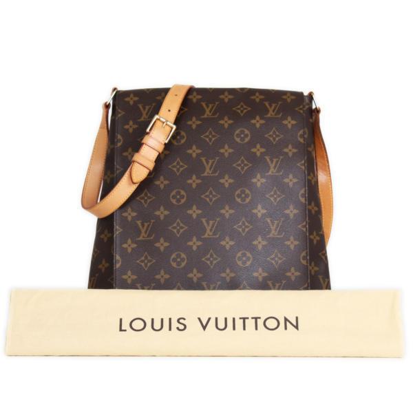 Bolso Louis Vuitton Musette Salsa GM Monograma