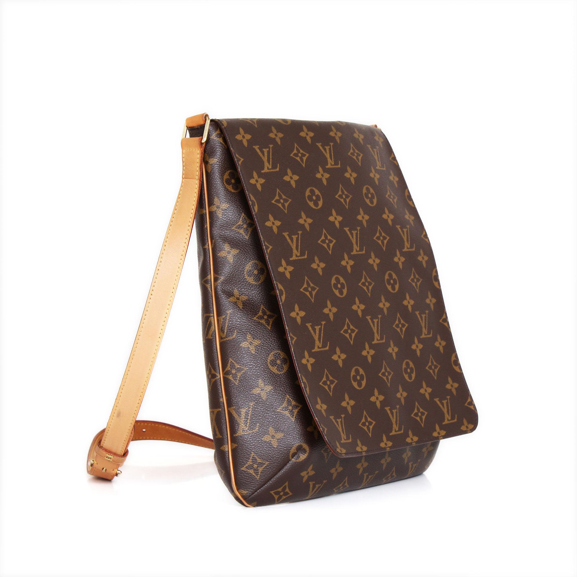 b6bc8a120698 Louis Vuitton Musette Salsa GM Monogram handbag