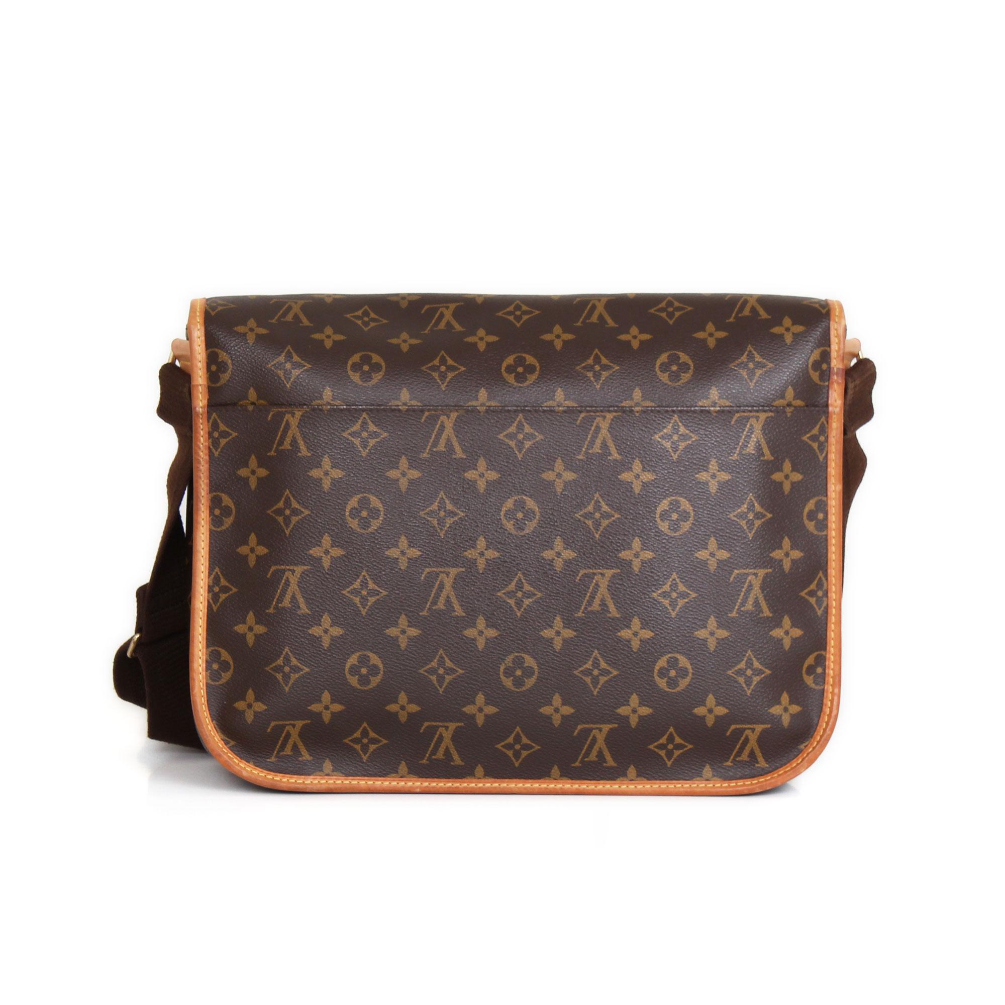d8776c5d8851 Louis Vuitton Monogram Bosphore GM Messenger Bag