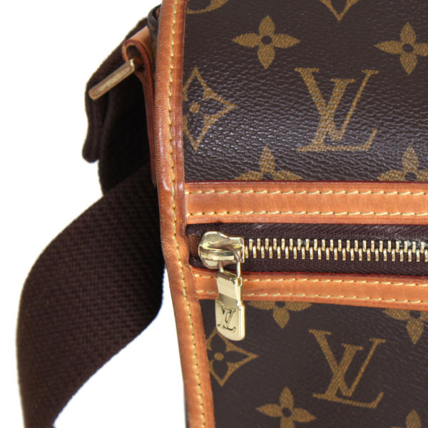 Bolso Messenger Louis Vuitton Bosphore GM Monograma