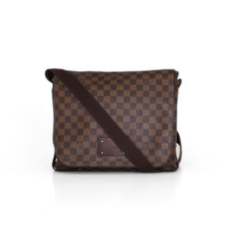 984358e3b7dc Louis Vuitton Brooklyn Messenger Bag Brooklyn MM Damier Ebene