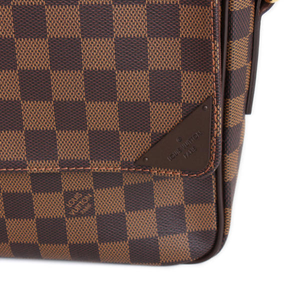 Messenger Louis Vuitton Shelton MM Damier Ebene