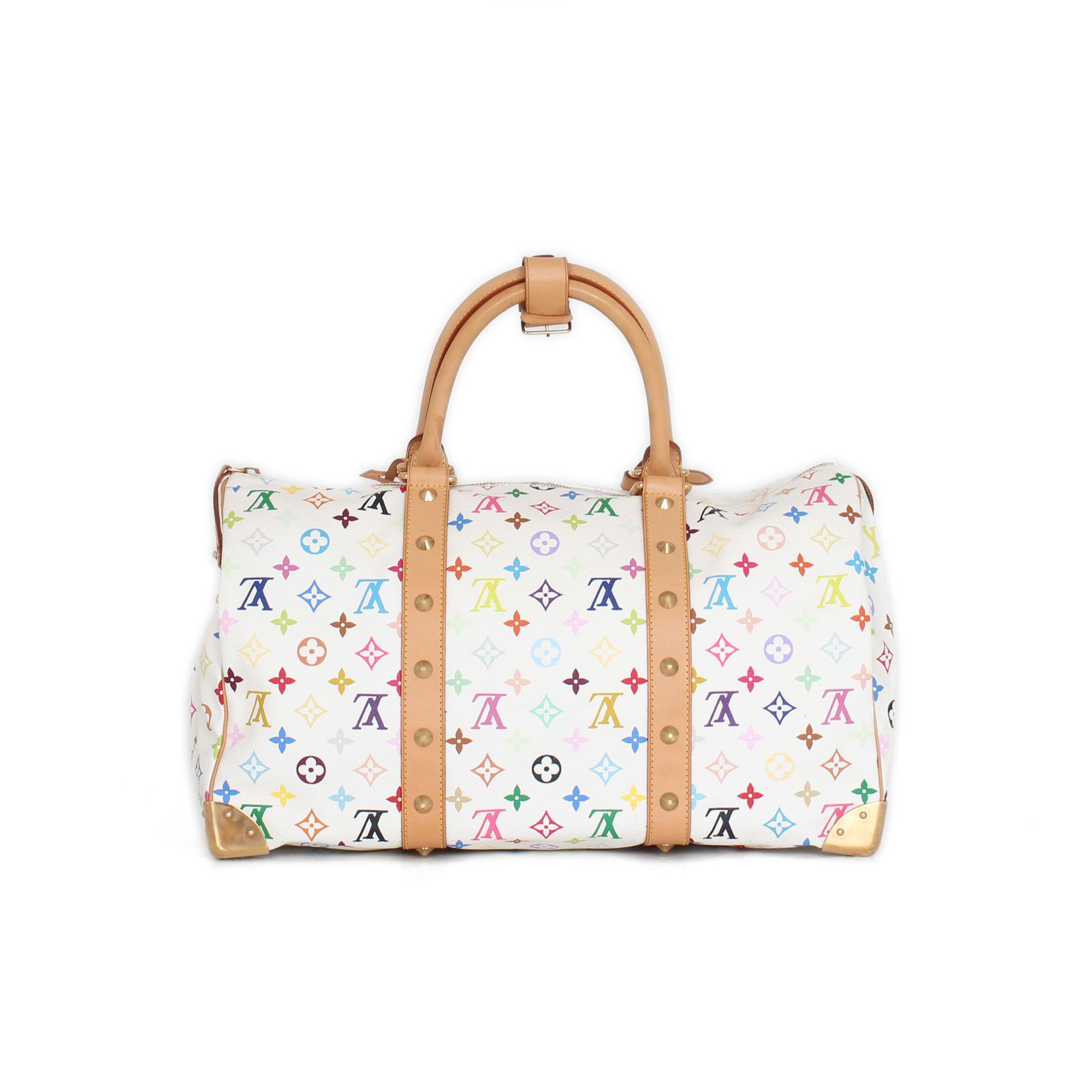 b5c74256bee Luxury bag sale | Louis Vuitton Bag Keepall Murakami | CBL Bags