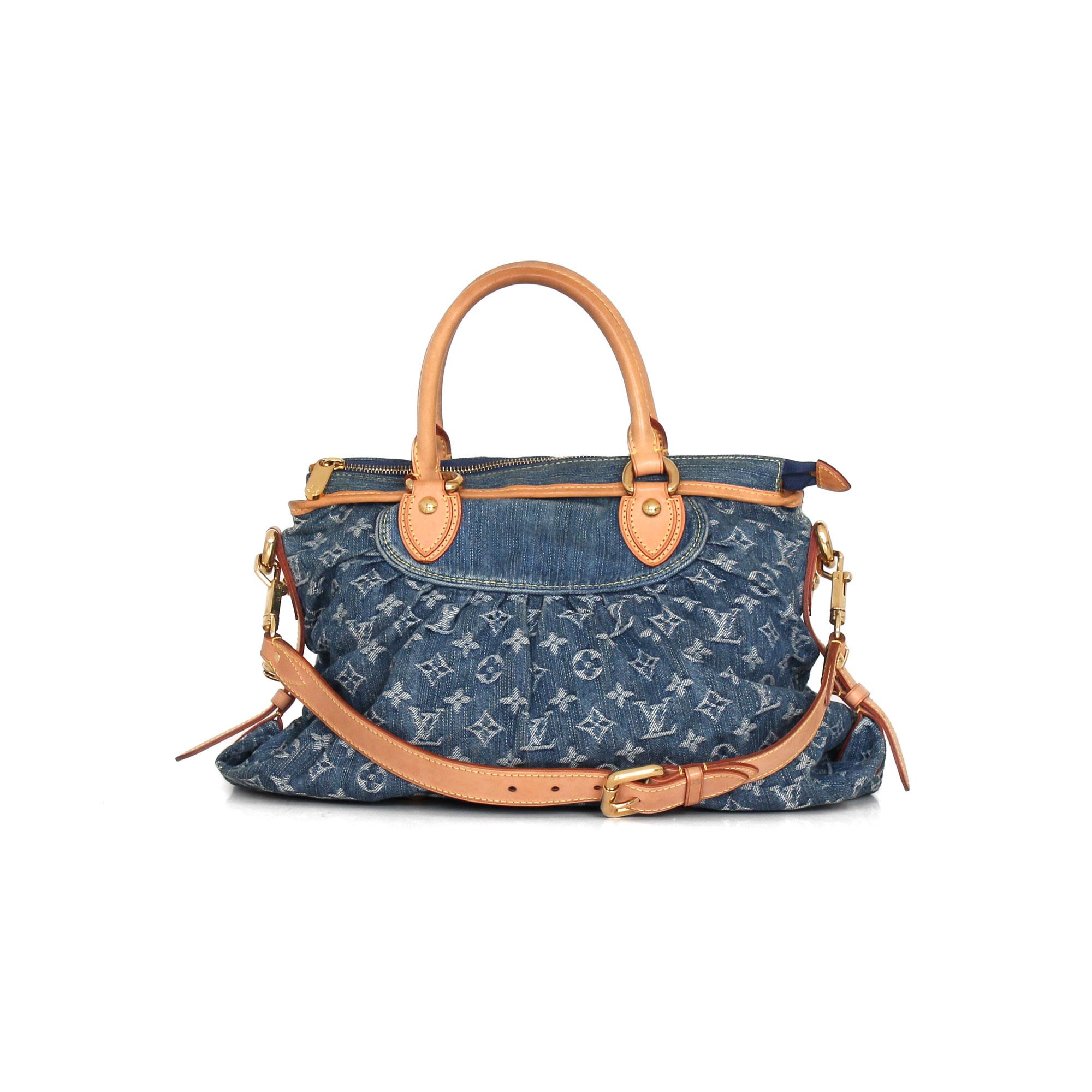 Louis Vuitton Denim Monograma 583661061ef24
