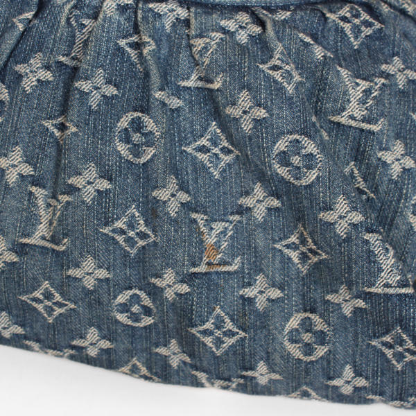 Louis Vuitton Denim Monograma