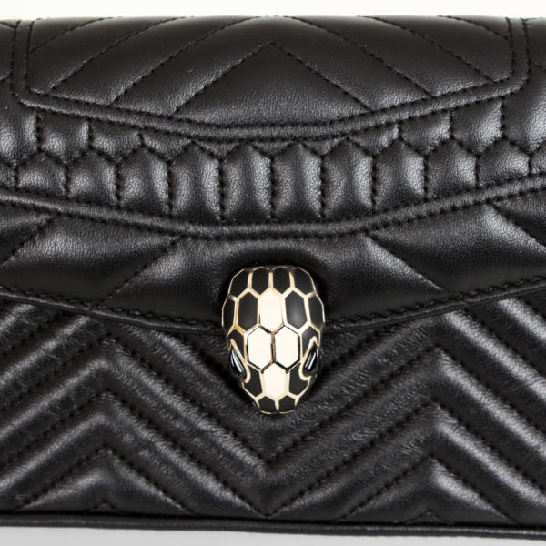 Bulgari Serpenti Forever belt bag