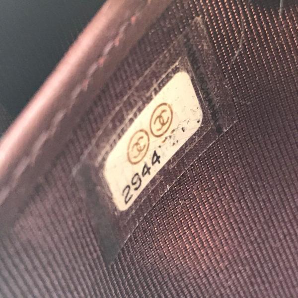 detalle bolso chanel